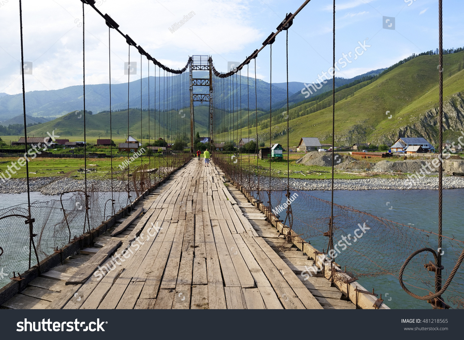 In Altai, Sibmost will build a bridge and reconstruct the Chui road 11