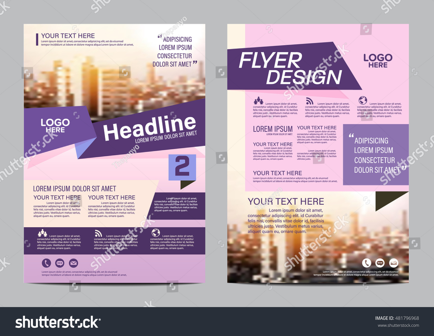 Free Printable Flyer Design Templates DesignMantic The