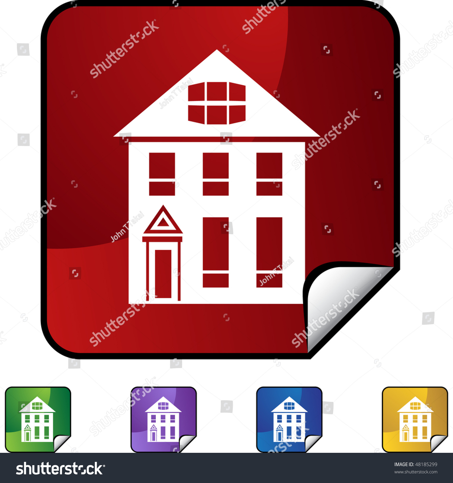 Building symbol isolated web icon on stock vector 48185299 building symbol isolated web icon on a background biocorpaavc Image collections