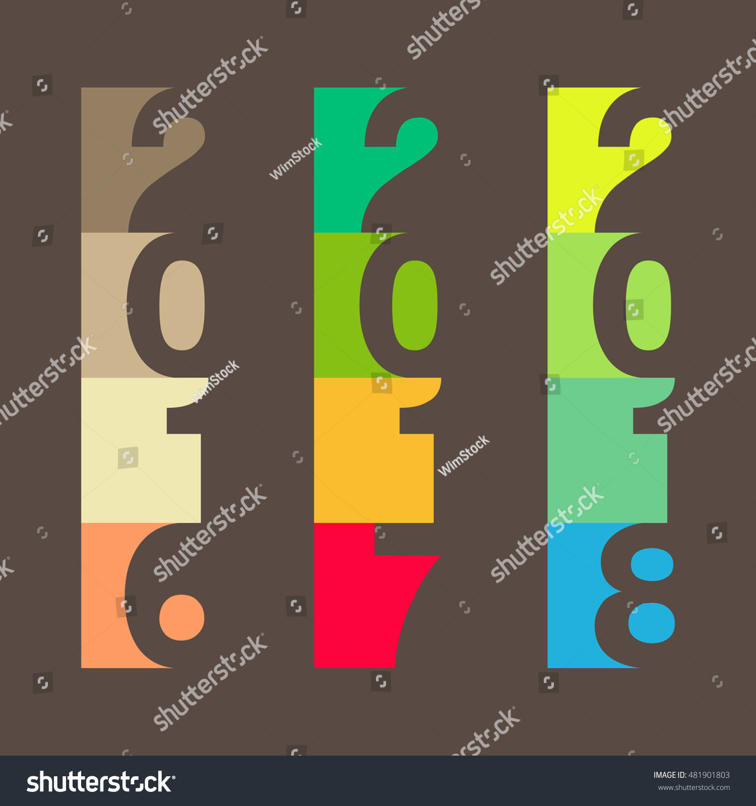 Prime 2016 2018 2017 Color Trends Stock Vector Royalty Free Download Free Architecture Designs Scobabritishbridgeorg