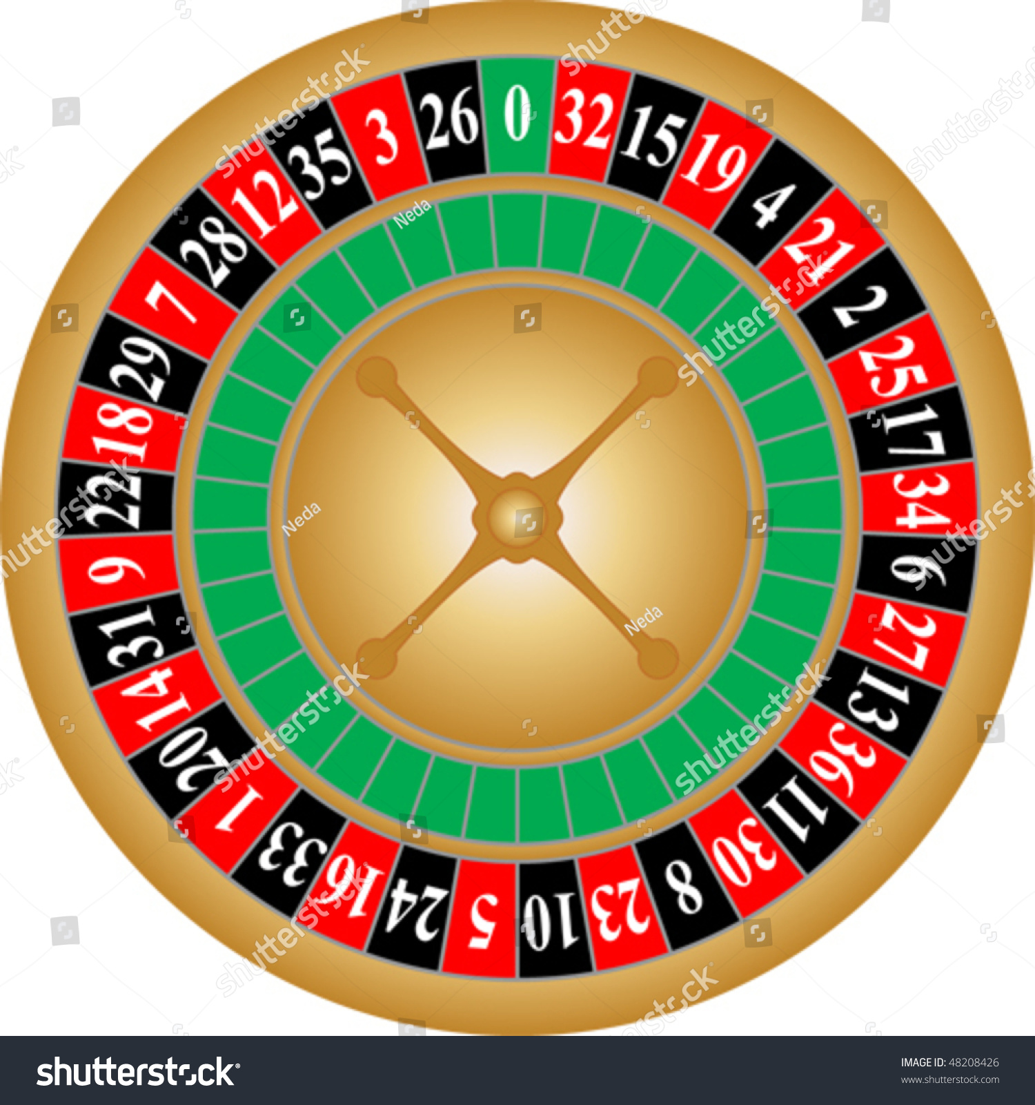 Roulette Wheel Image