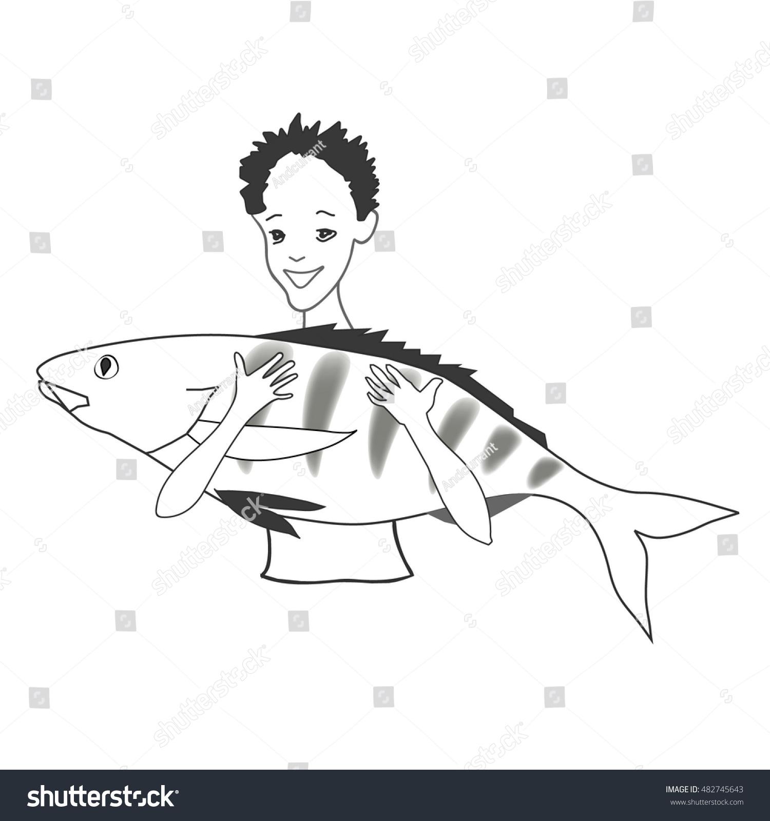Black Cheerleader Fishing-pic6902
