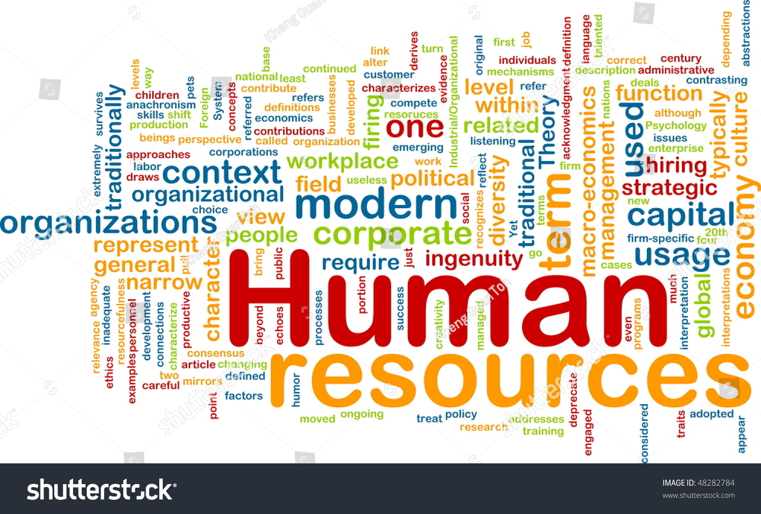 concepts of human resource management 2015-3-23  the concept of human resources management print  different concepts and  another view points rates strategic human resource management as.
