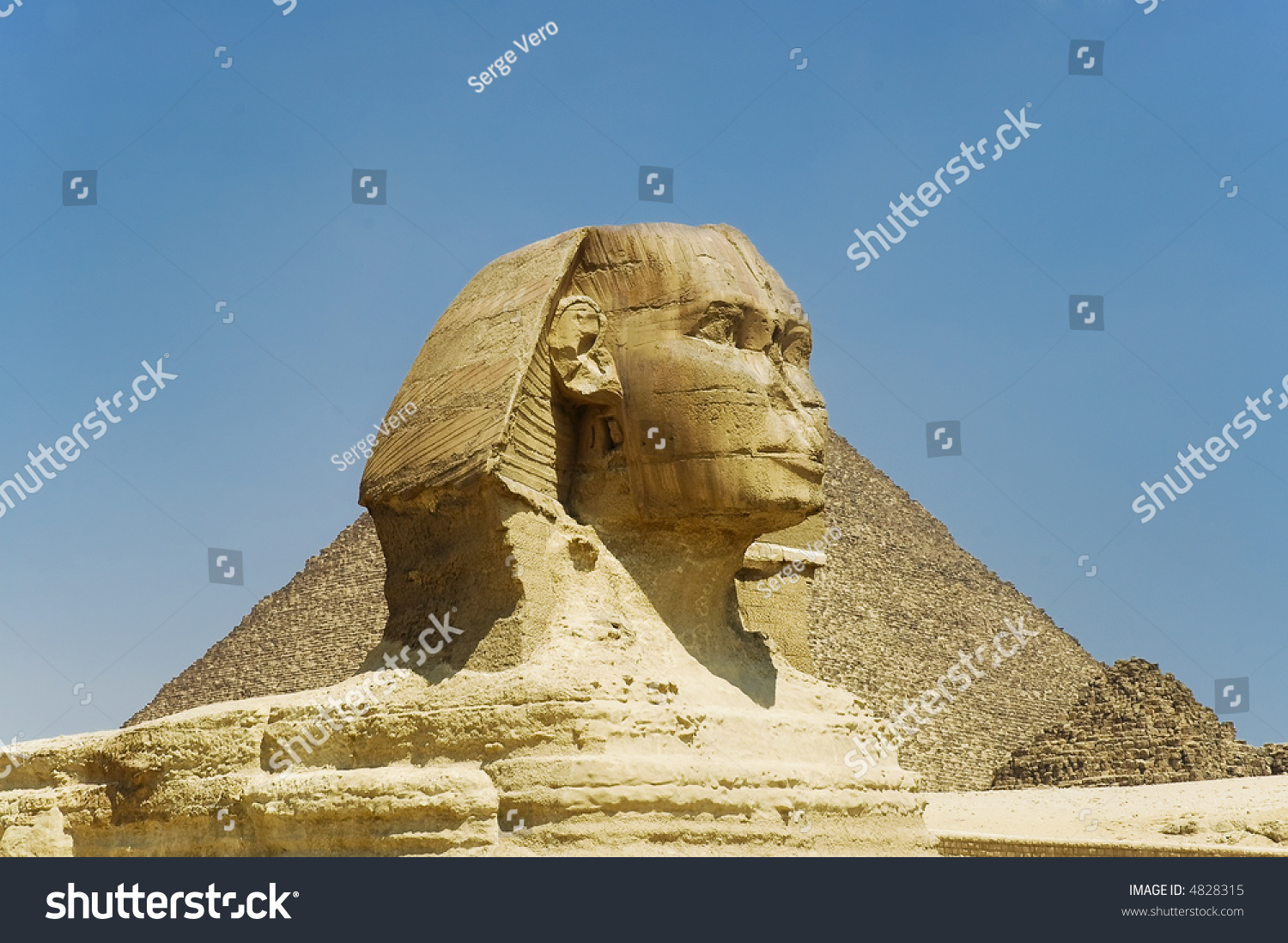 worksheet Sphinx Statue great sphinx statue egypt on giza stock photo 4828315 shutterstock in plateau one of worlds largest and oldest
