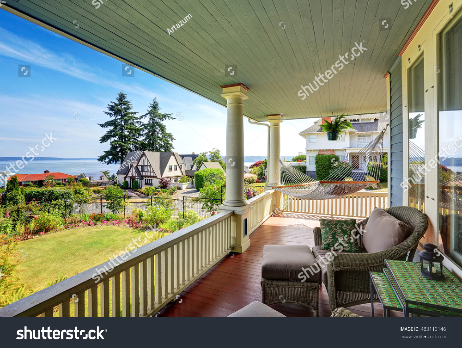 trees on cool porch length backyard hanging underblanket a how to hang indoor ideas hammock no outdoor
