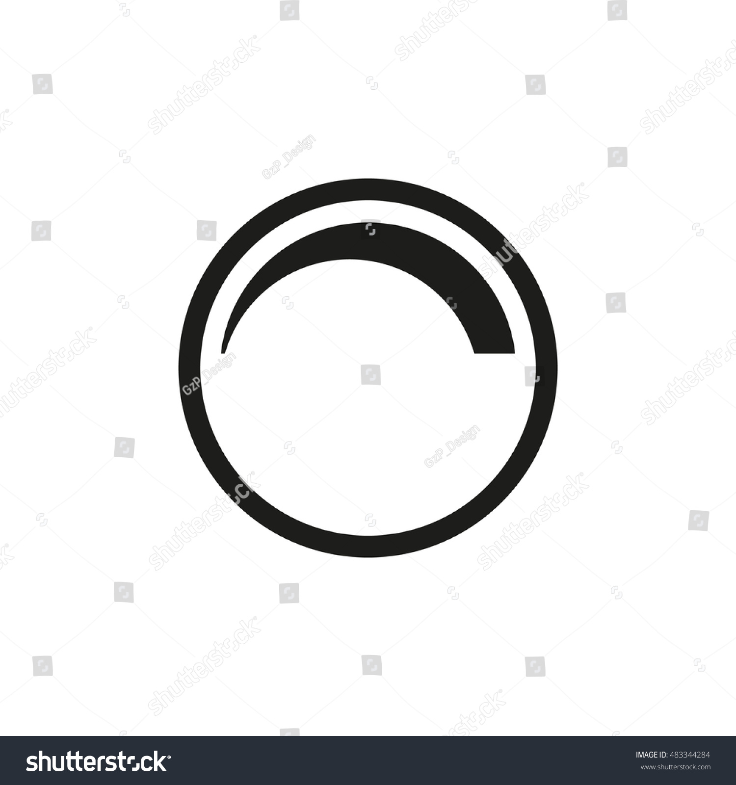 Dimmable icon icon led light vector stock vector 483344284 dimmable icon icon for led light vector illustration biocorpaavc Images