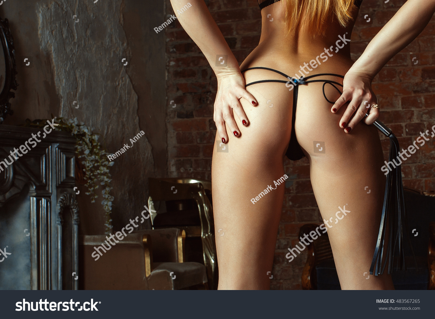 luxury ass huge butt sexual forms stock photo (royalty free