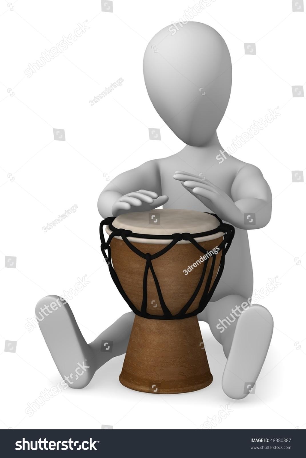 bongo 3d animation