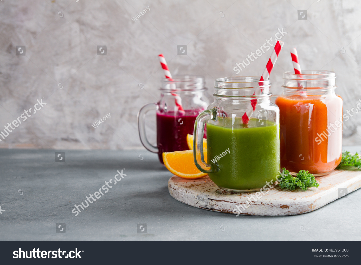 fresh fruit vegetable juice glass maison stock photo 483961300 shutterstock. Black Bedroom Furniture Sets. Home Design Ideas