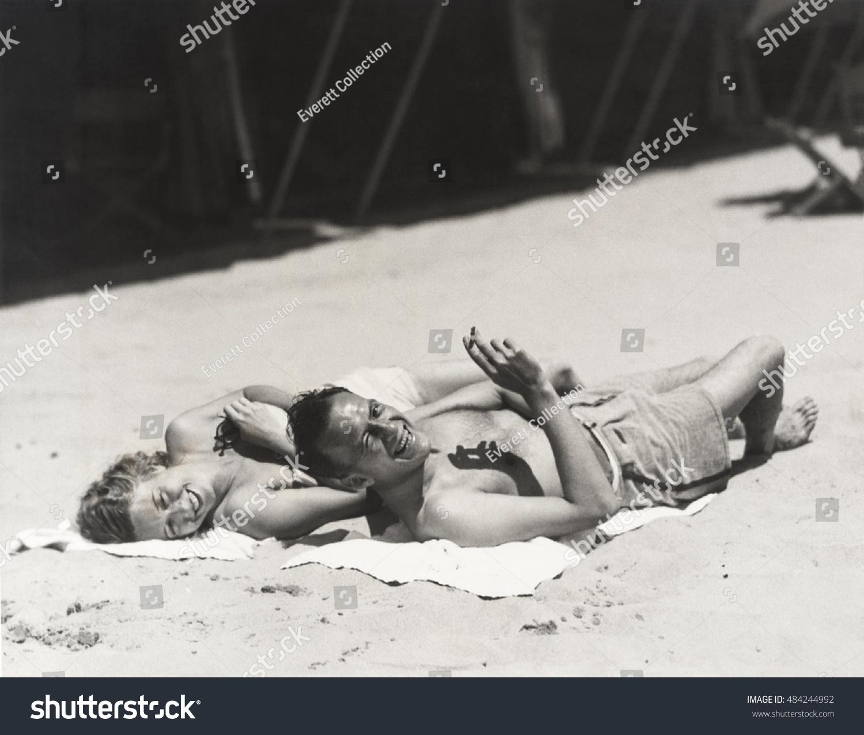 Couples sunbathing xxx pics 77