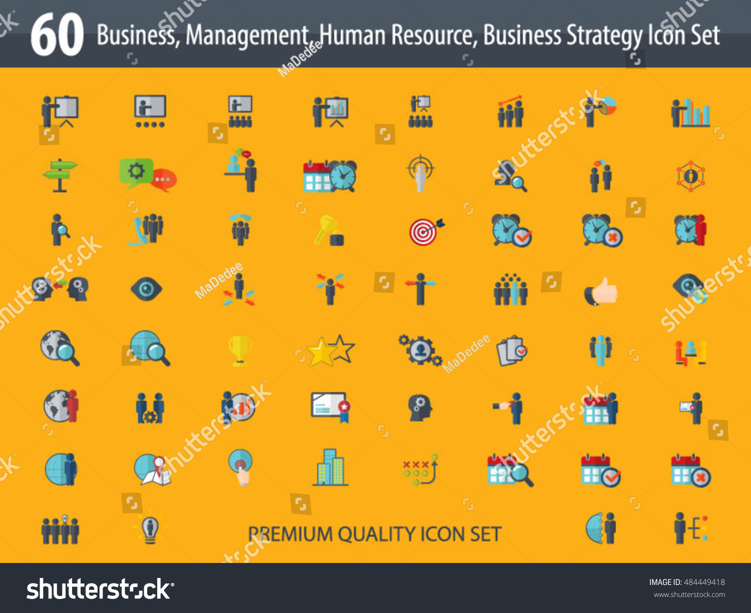 Business Management Training Strategy Human Resource Stock ...
