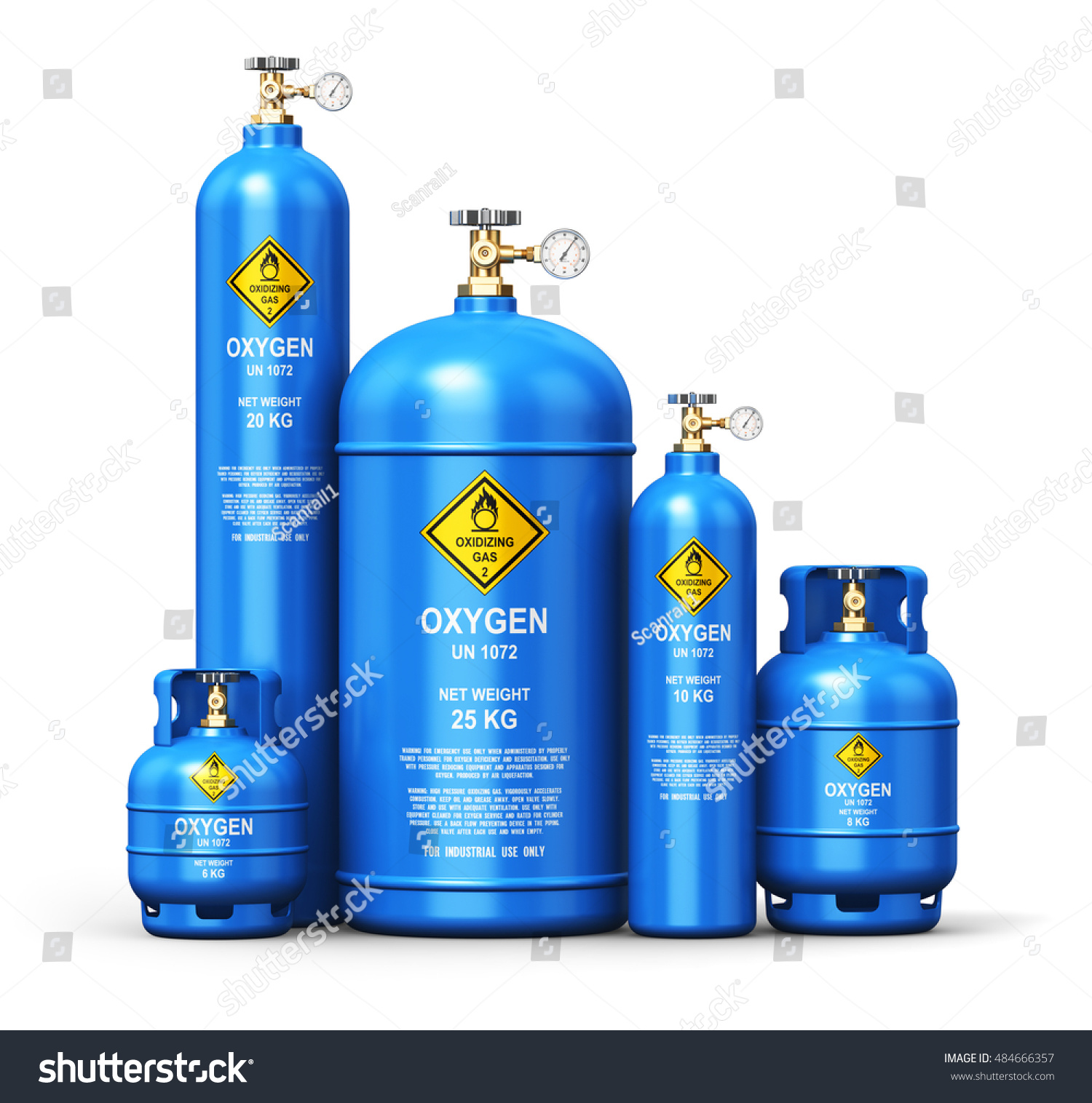 Compressed Natural Gas Containers
