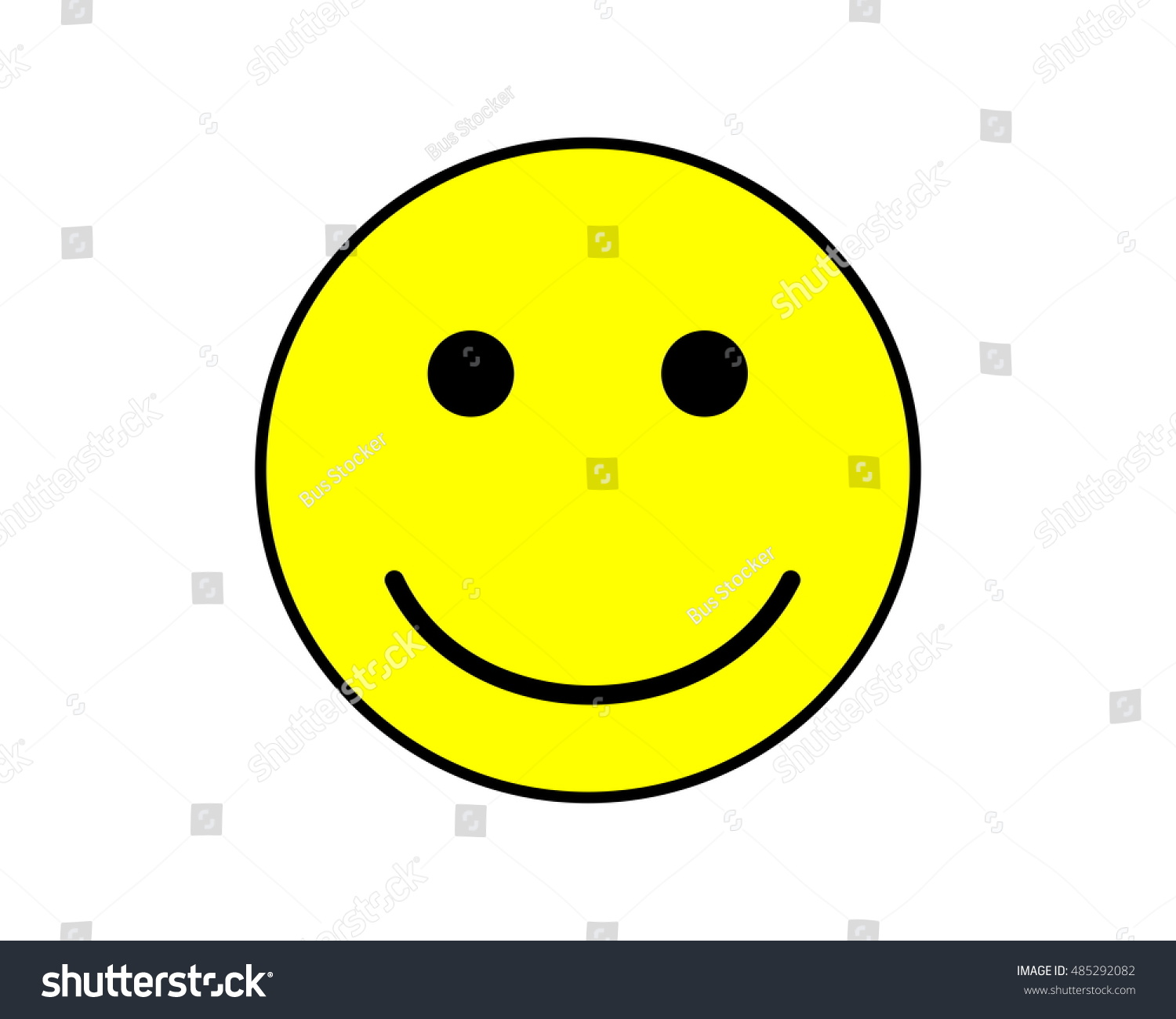 Smile Faceyellow Smiley Facehappyquality Pass Isolated