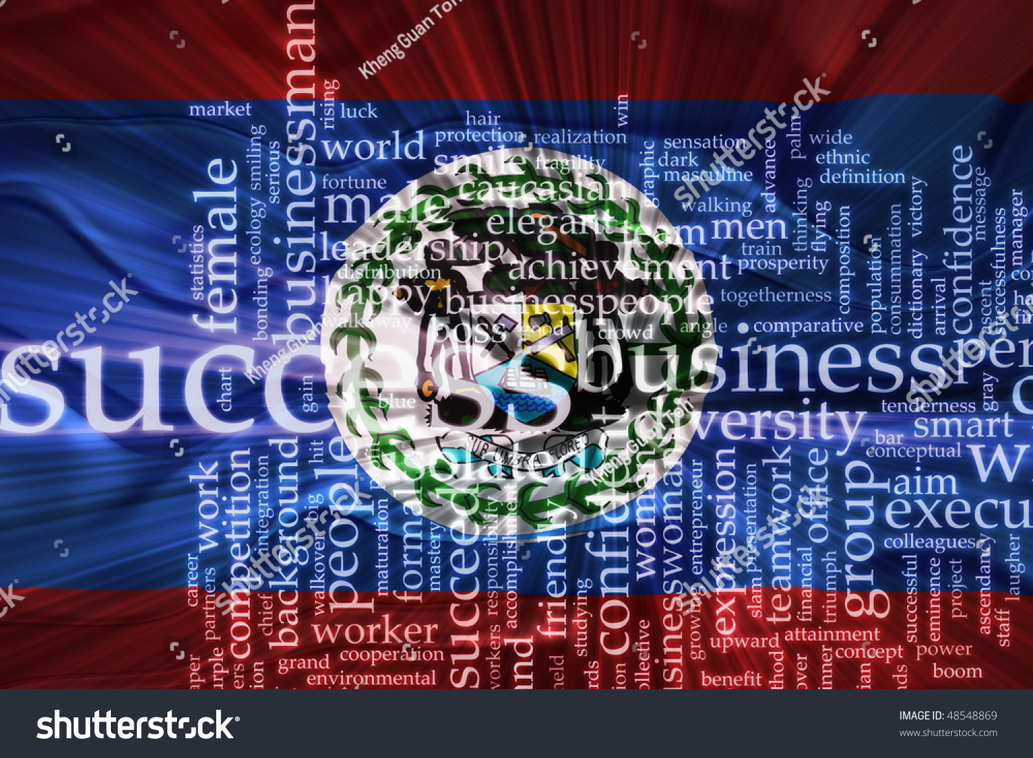 Flag belize national country symbol illustration stock flag of belize national country symbol illustration wavy business success concept buycottarizona