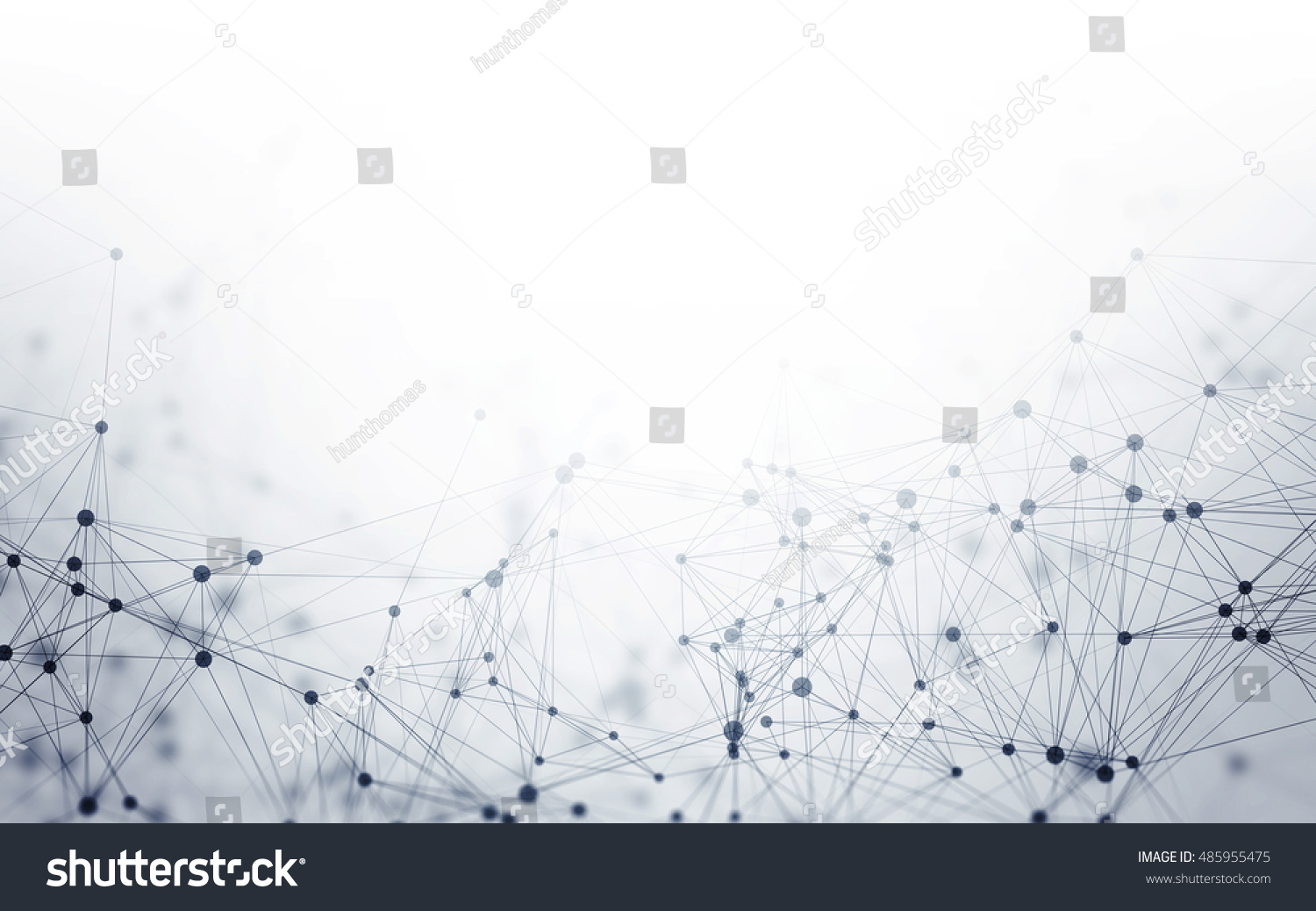 Abstract moving background white dots connected on fresh green stock - 3d Abstract Polygonal White Background With Low Poly Connecting Dots And Lines Connection Structure