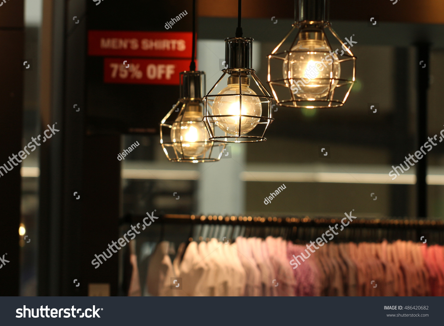 Mens retail store lighting stock photo royalty free 486420682 mens retail store lighting arubaitofo Choice Image