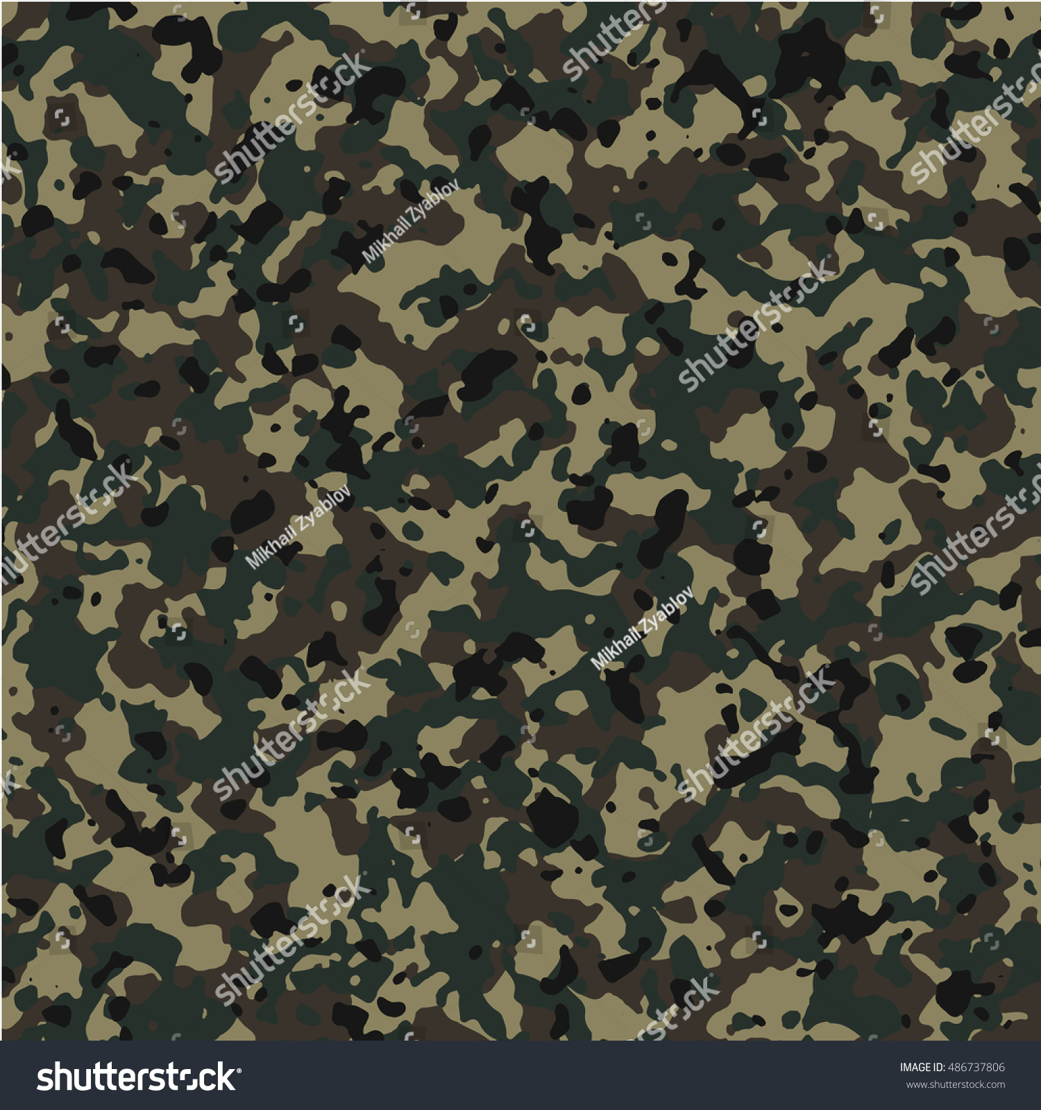 camouflage wallpaper stock illustration 486737806 shutterstock