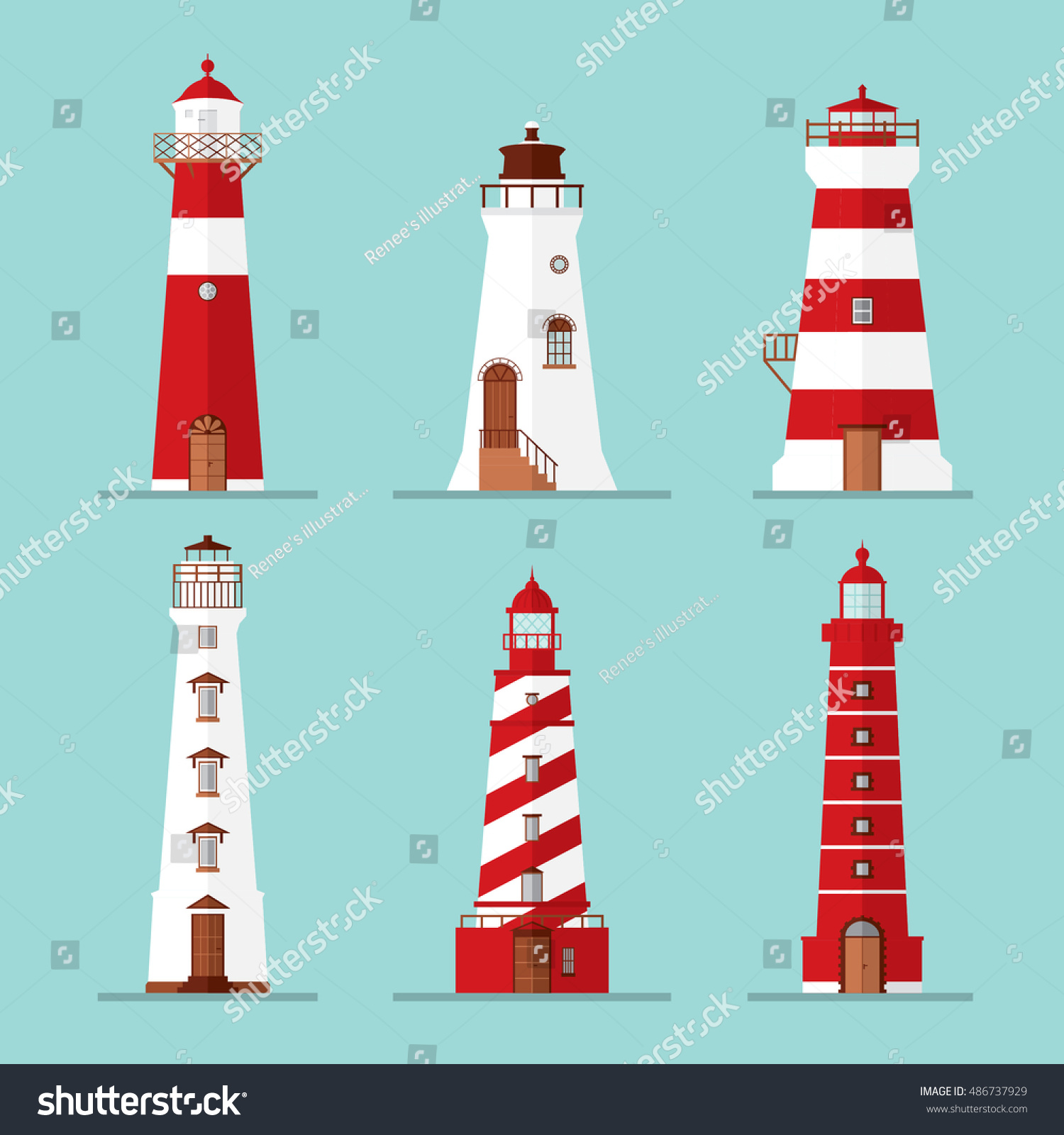 How to set the lighthouses 47