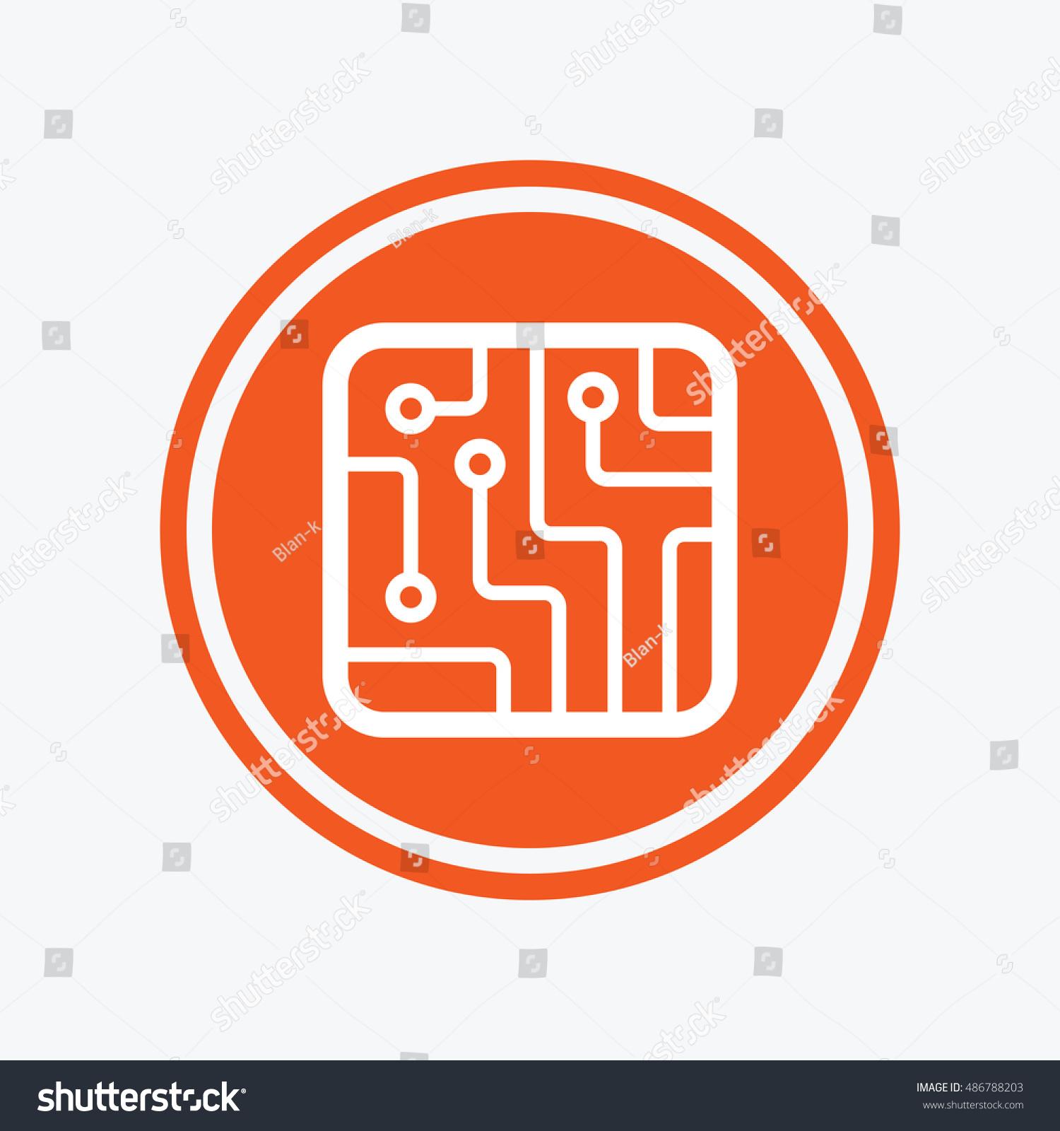 Ungewöhnlich Symbole In Der Elektronik Verwendet Zeitgenössisch ...