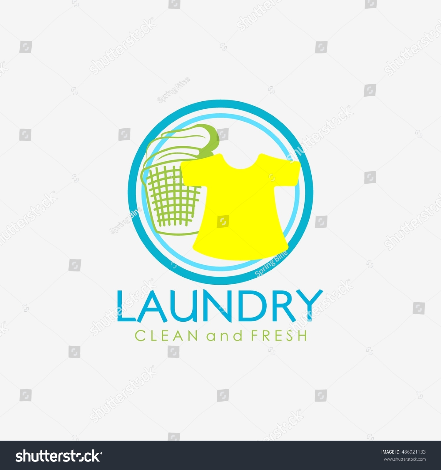 Laundry logo design template good business stock vector royalty laundry logo design template good for business logo vector illustration cheaphphosting Choice Image