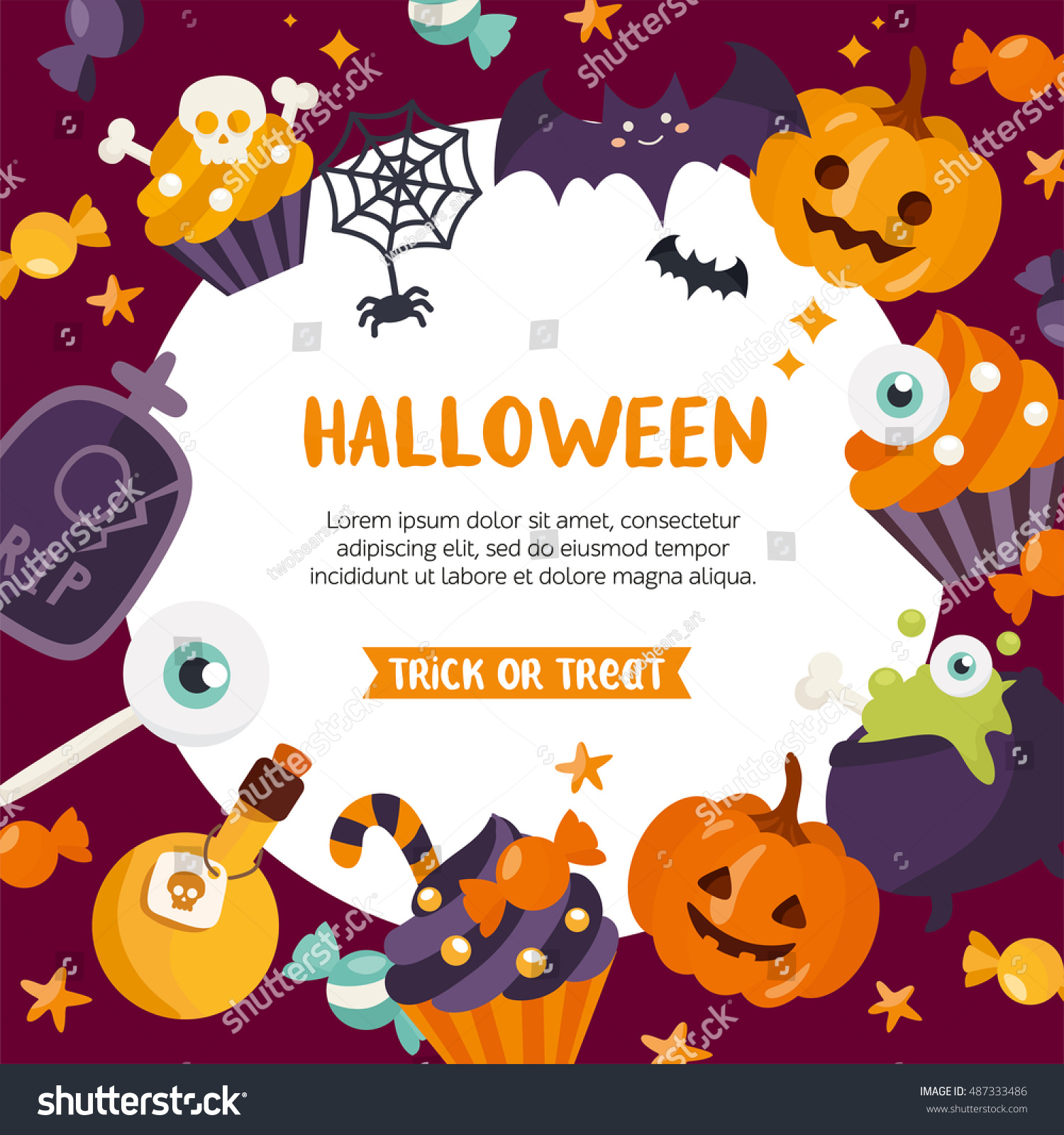 Halloween Background P...
