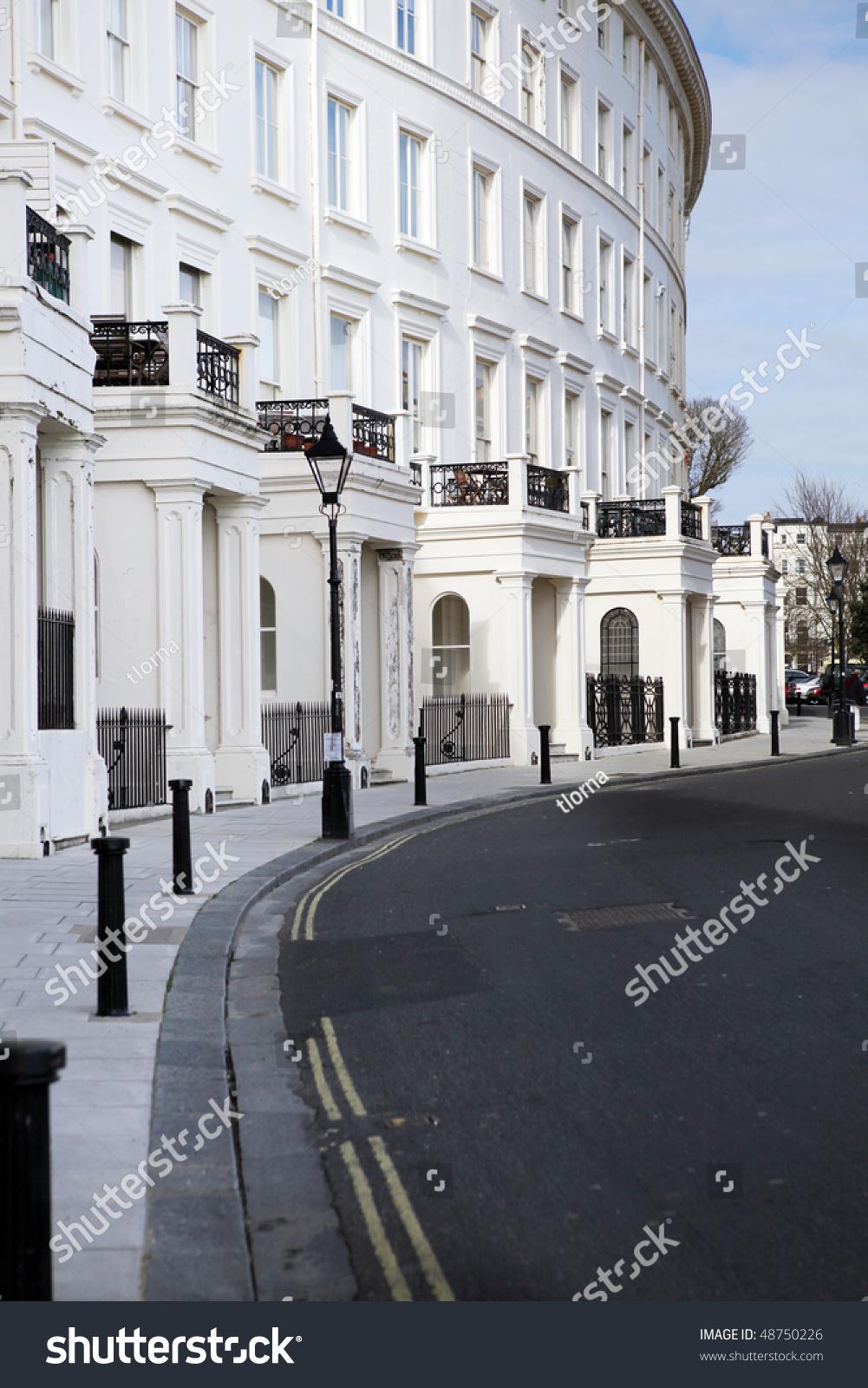 Sussex Square Crescent Apartments In Brighton England ...