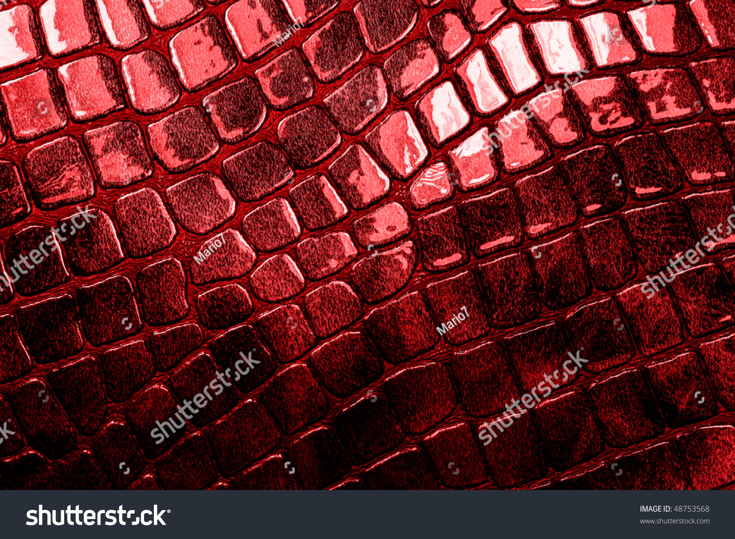 Red Glossy Texture Stock Photo 48753568 : Shutterstock