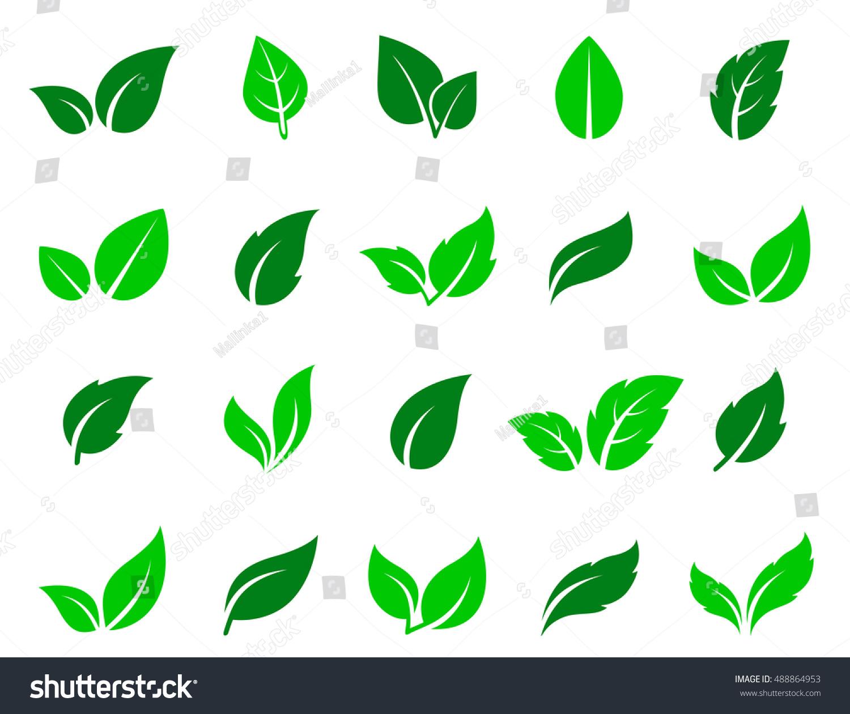 abstract natural green vector - photo #28