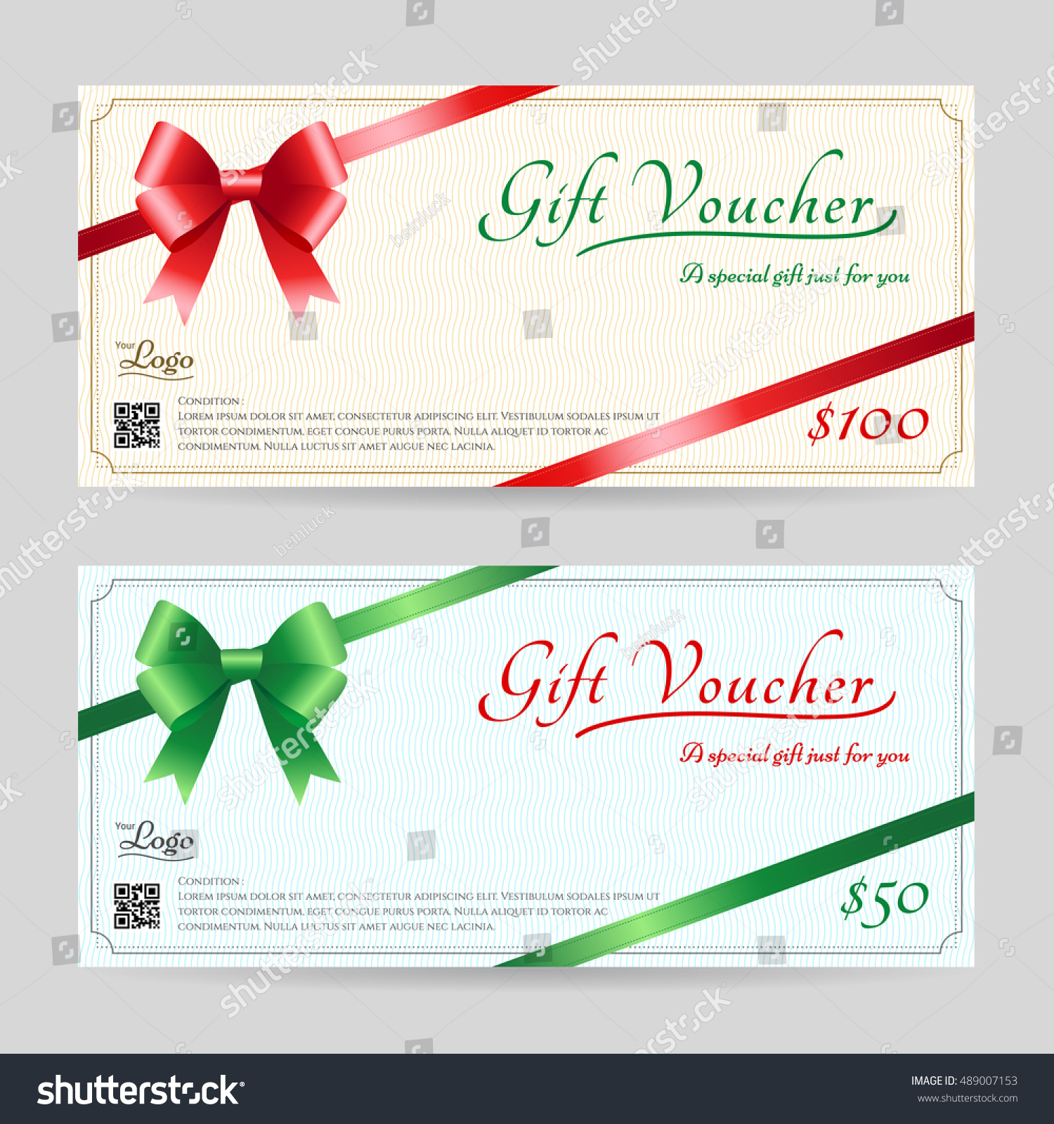 Gift Inventory Template