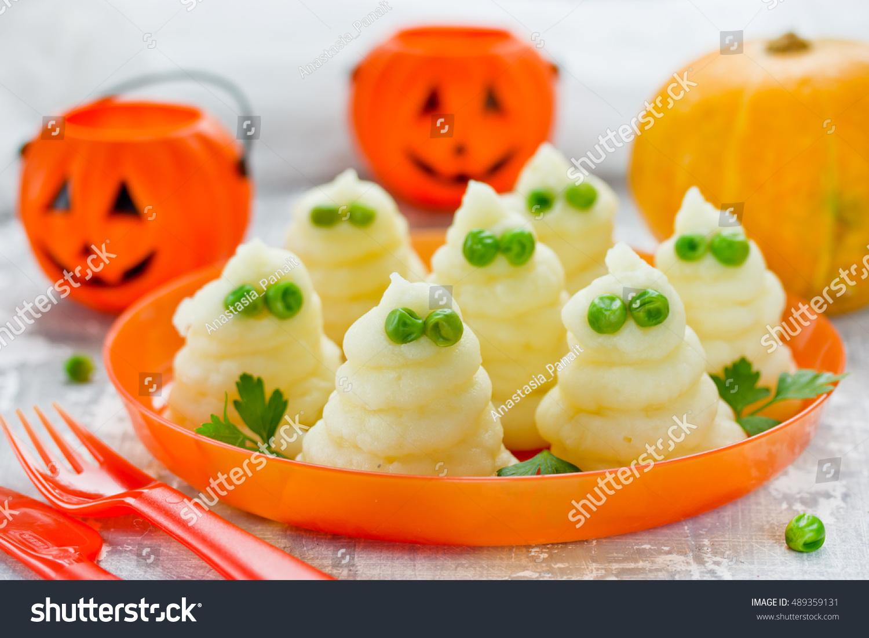 halloween mad til børn