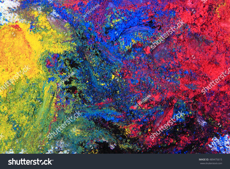 Cmyk Toner Powder Cyan Magenta Yellow Black As Nice Color