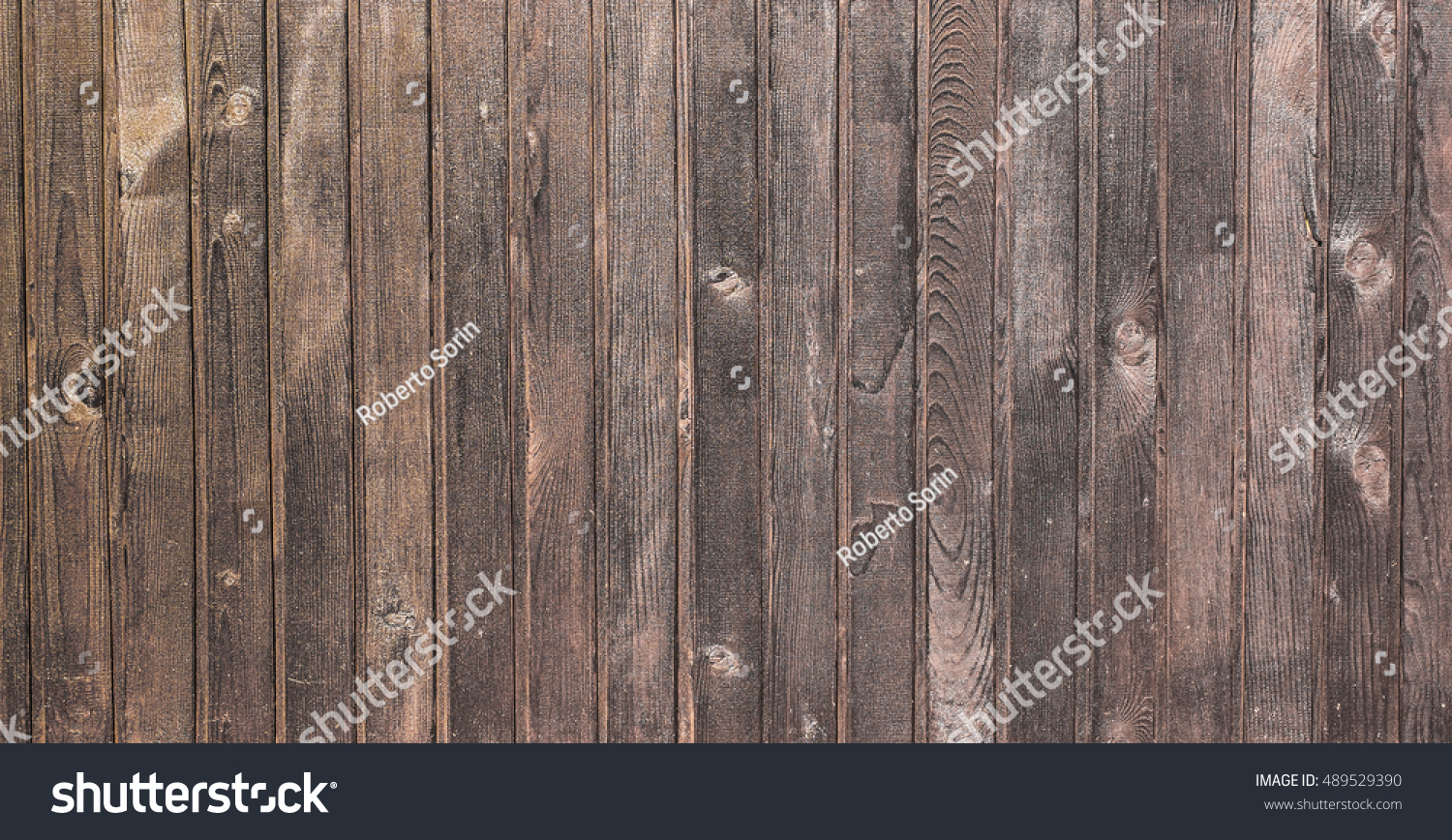 Wood Brown Aged Plank Texture Vintage Stock Foto 223526773 ...