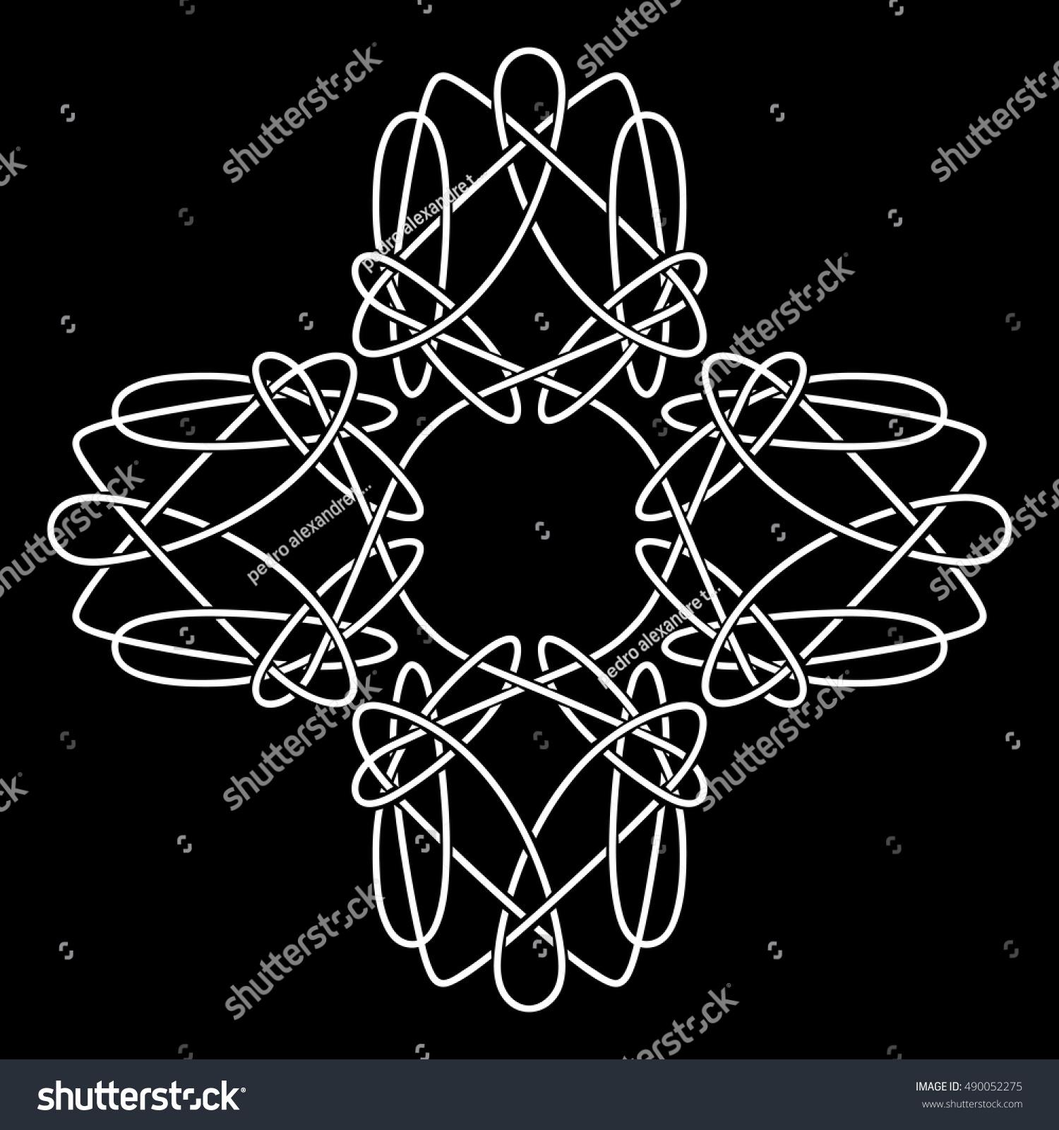 Celtic irish ireland symbol infinity symbol stock vector 490052275 celtic irish ireland symbol infinity symbol tribal element buycottarizona Image collections