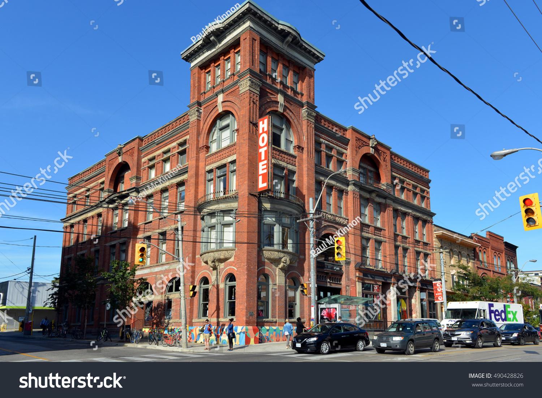 Gladstone Hotel Toronto On Canada