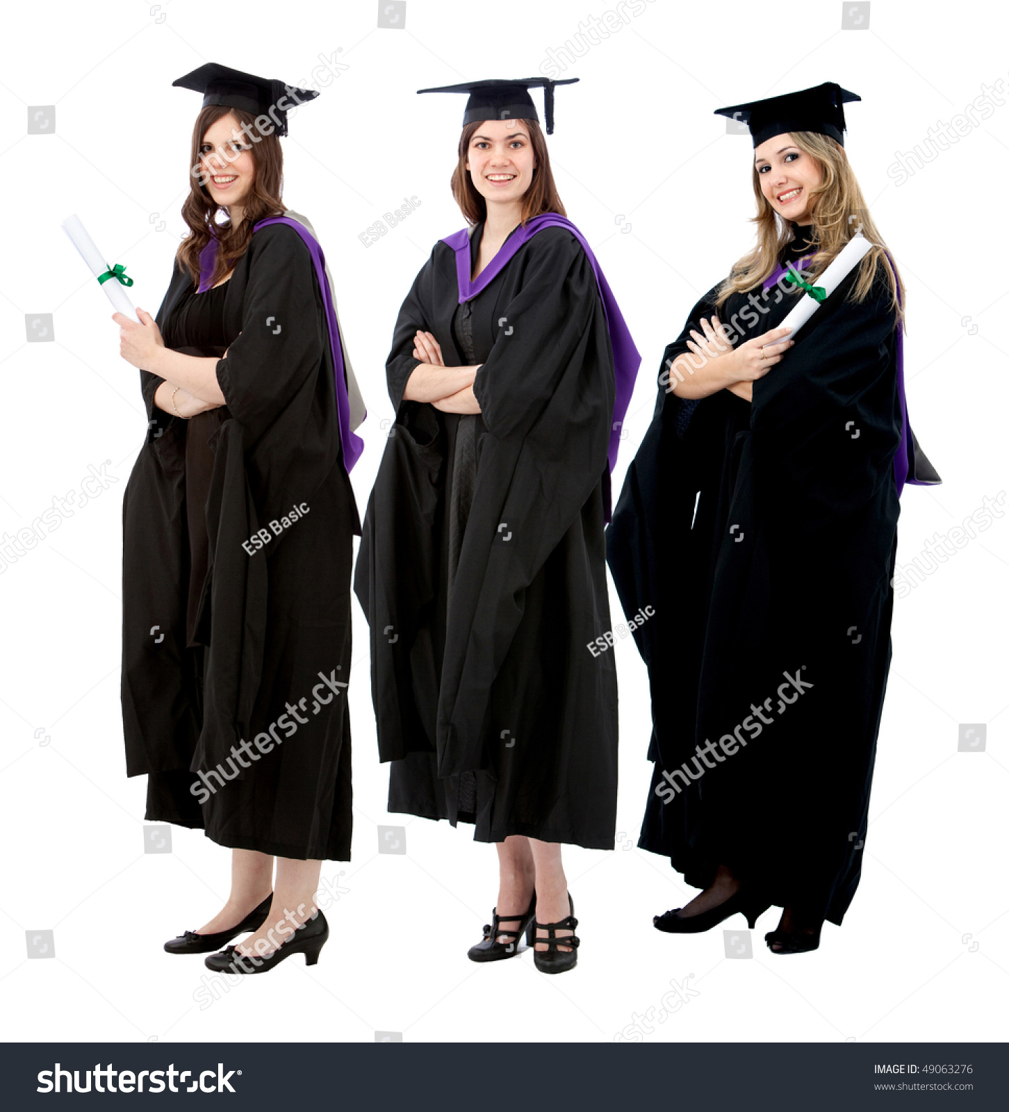 Graduation Gown Women Wwwtopsimagescom