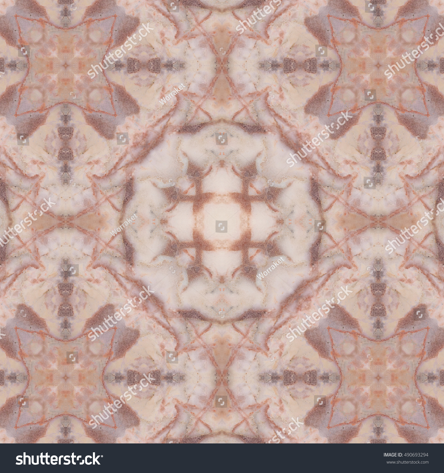 Patterned Floor Tiles Made Of Marble In Nature Ez Canvas