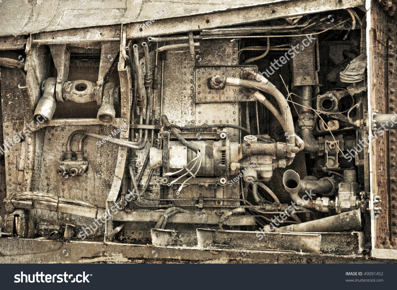 rusty grunge silk mill - photo #21