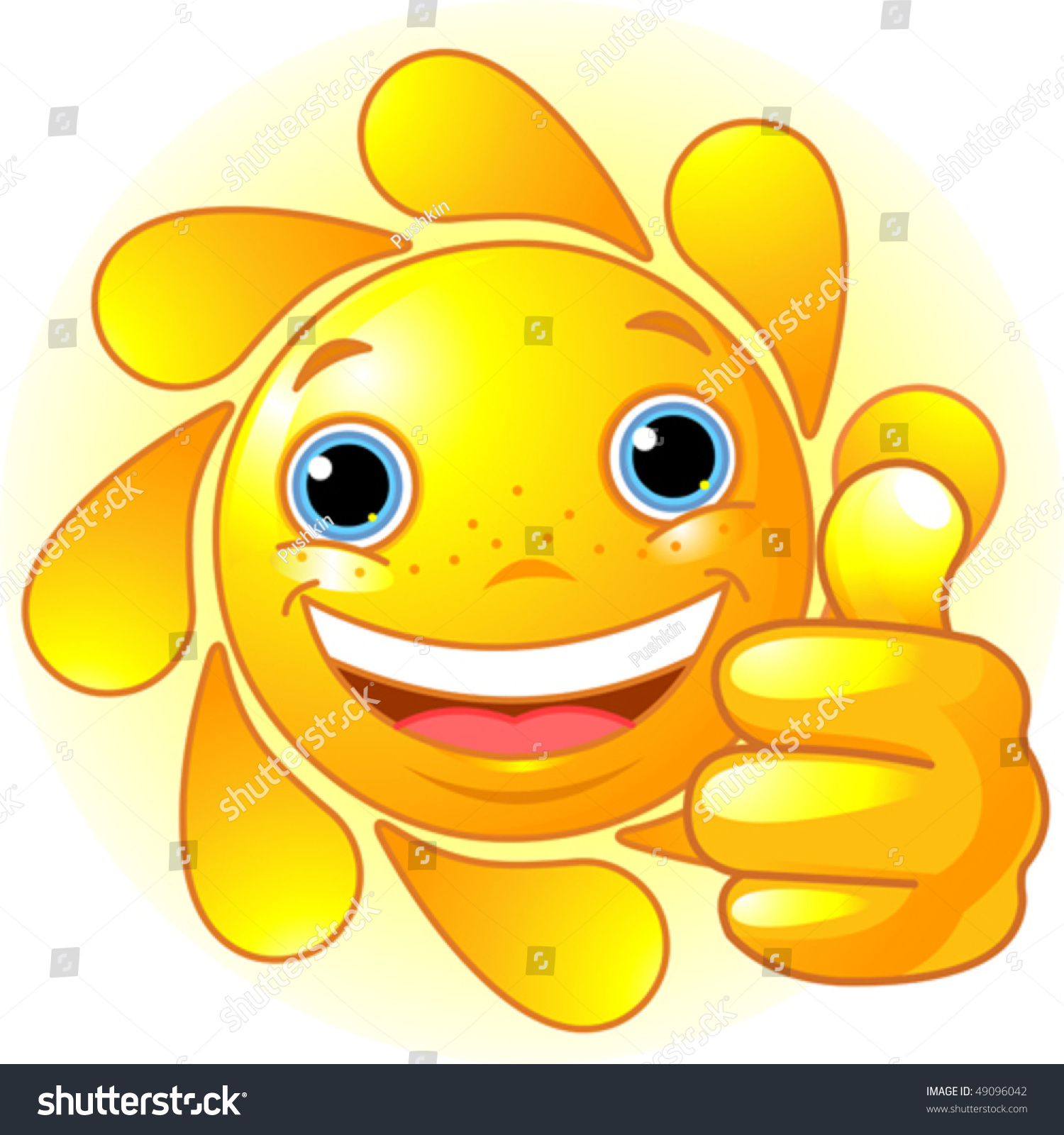 cute happy sun hand giving thumbs stock vector 49096042 pointing finger clipart black and white pointing finger clipart left