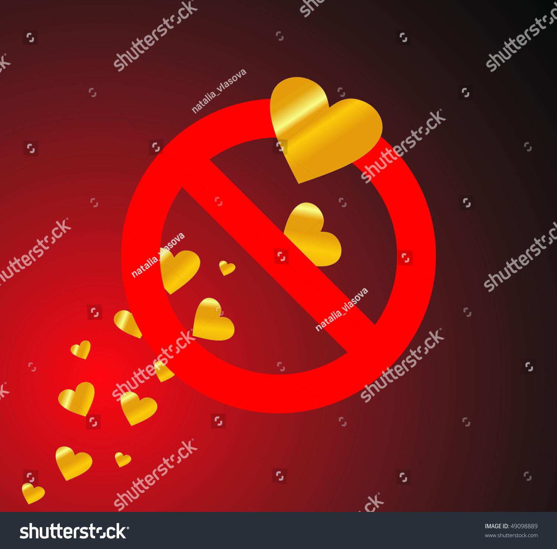 Forbidden love stock vector 49098889 shutterstock forbidden love buycottarizona