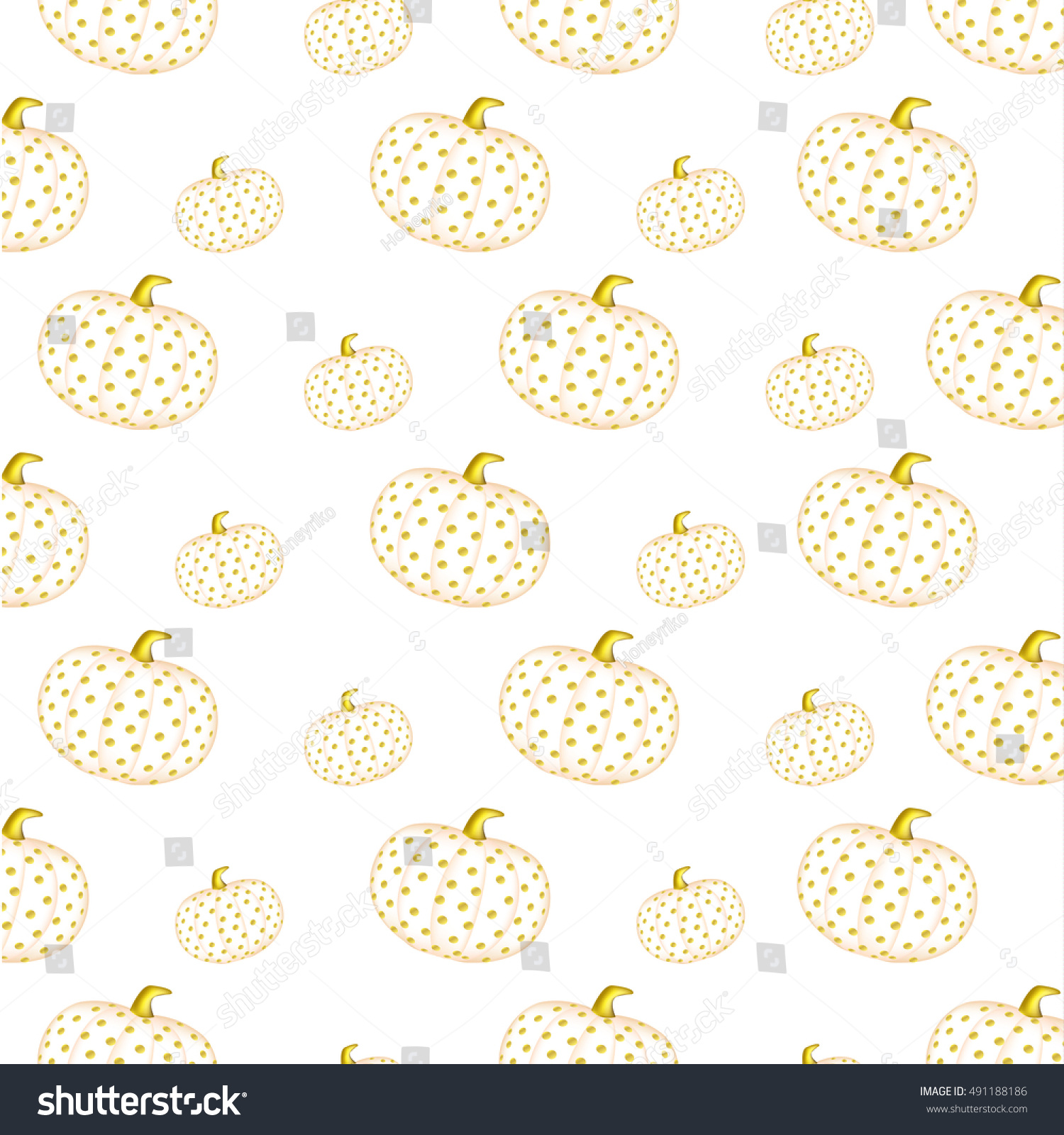 Cool Wallpaper Halloween Gold - stock-vector-halloween-pumpkin-with-gold-dot-pattern-491188186  Image_4818.jpg