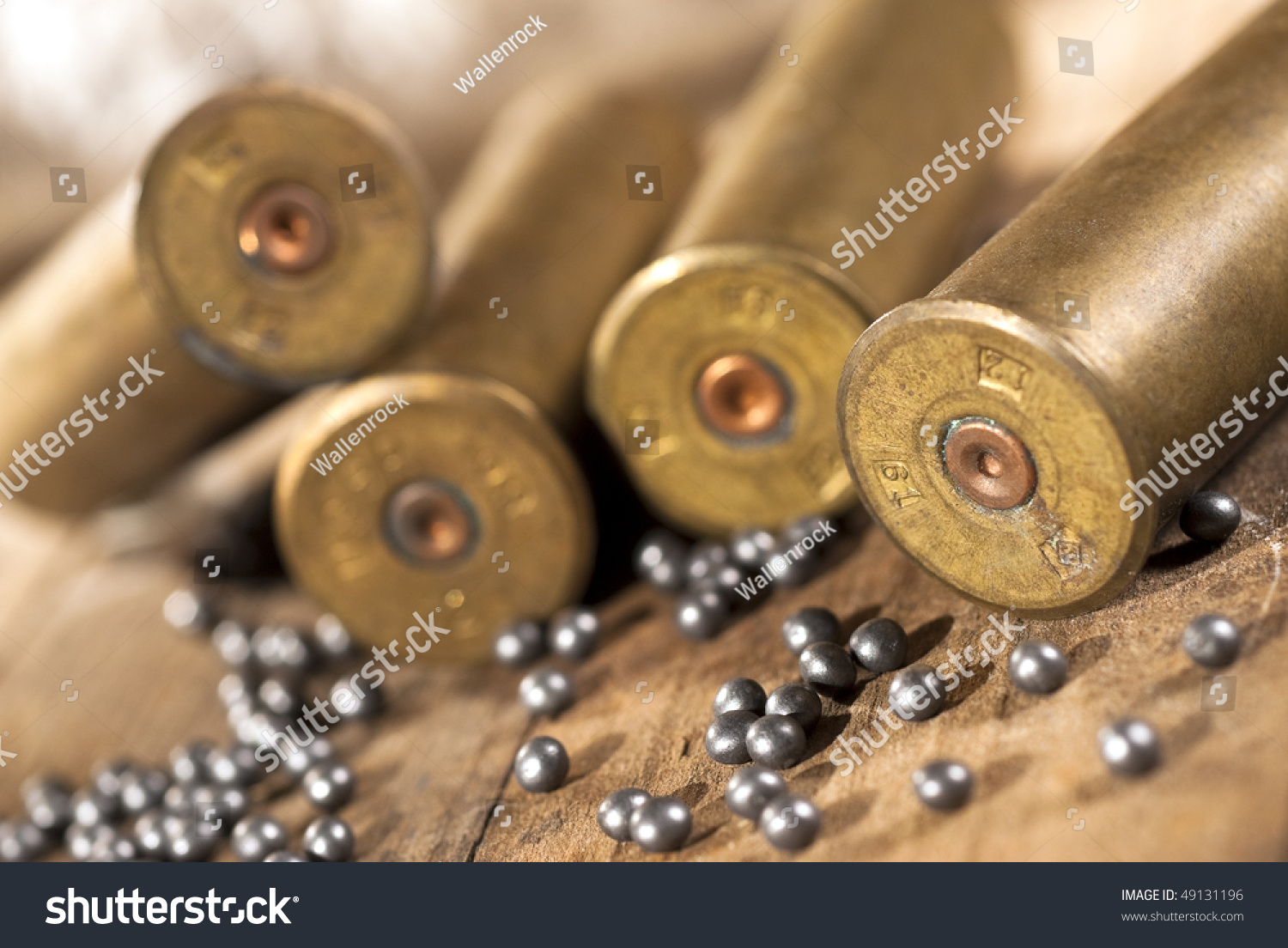shotgun shells background - photo #16