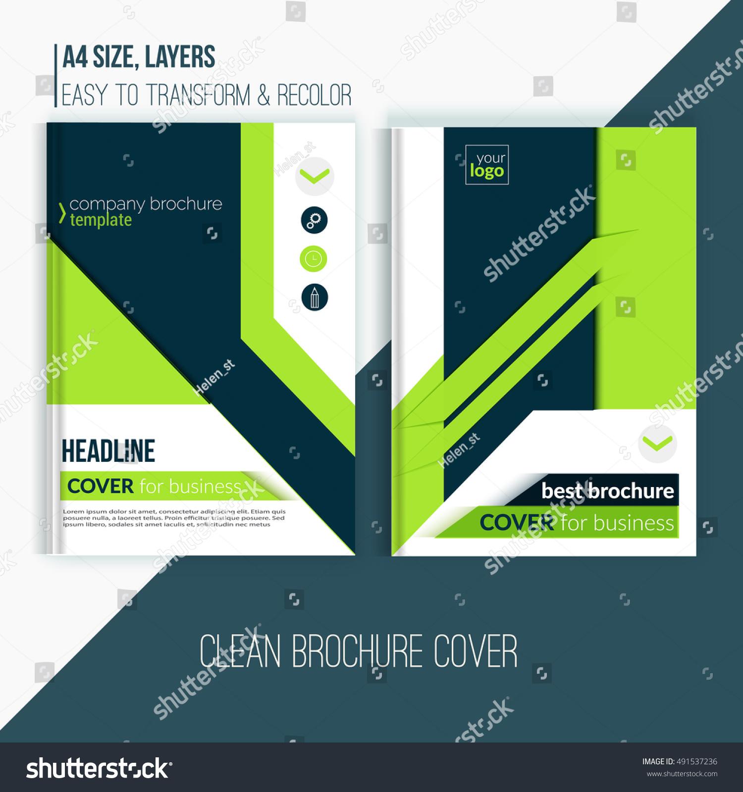 clean brochure design annual report cover template magazine clean brochure design annual report cover template magazine flyer and book layout