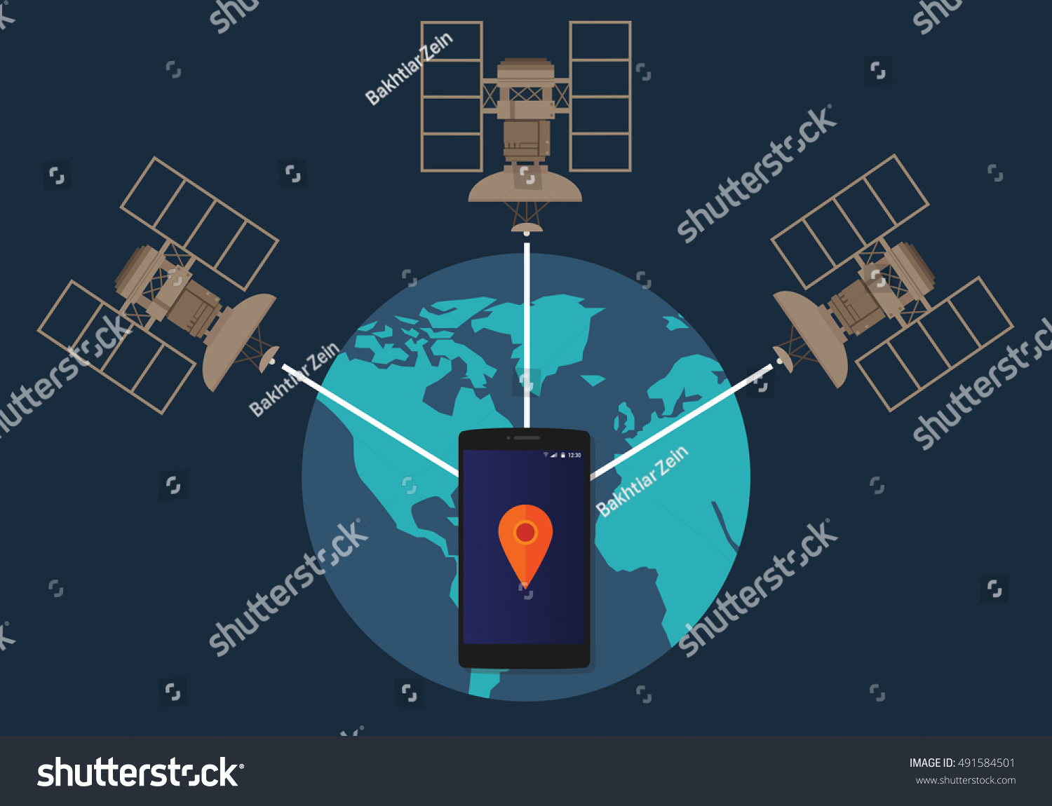 World Satellite With Diagram - Download Wiring Diagrams •