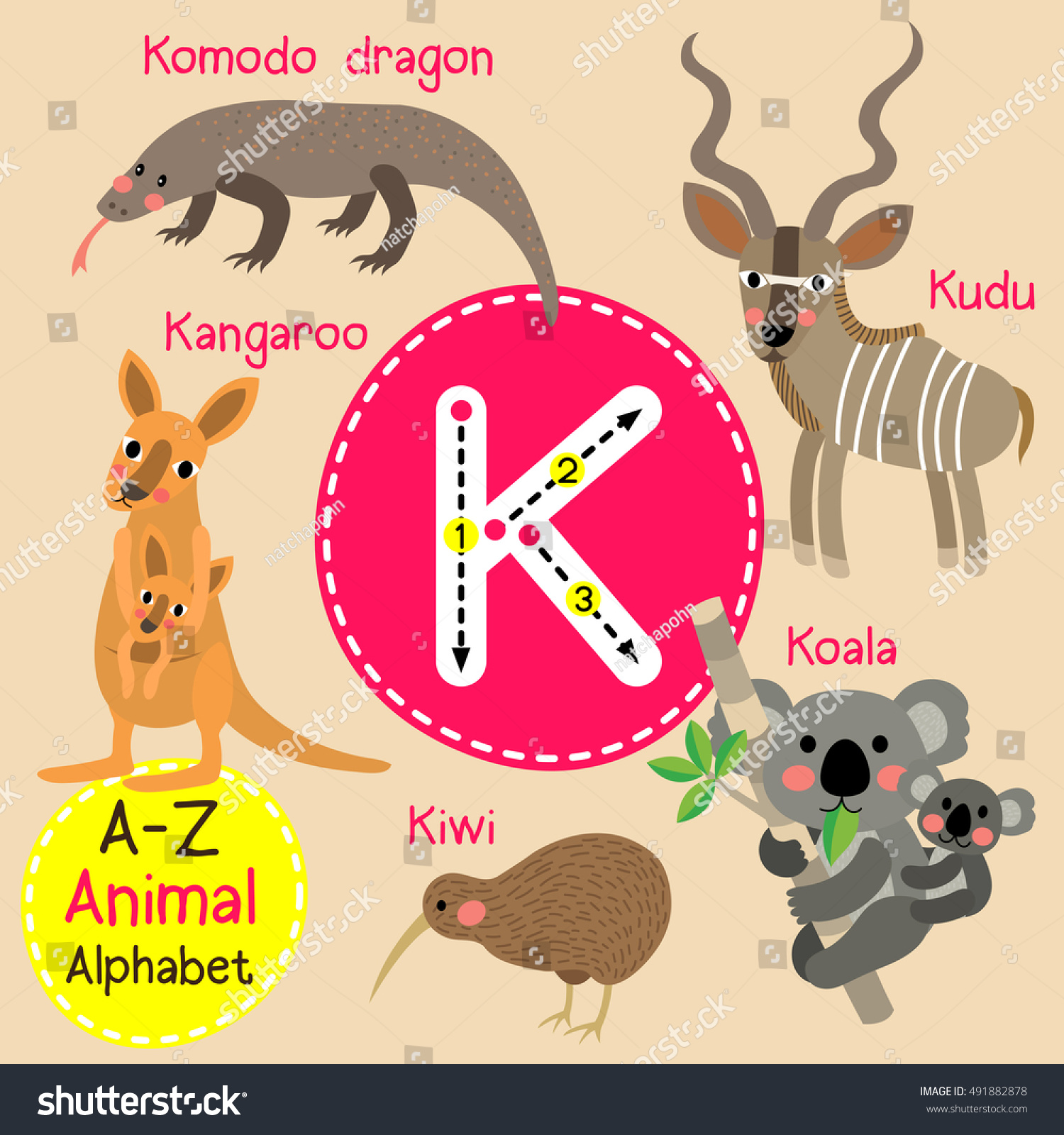 English alphabet for kids - Vkids - Apps on Google Play
