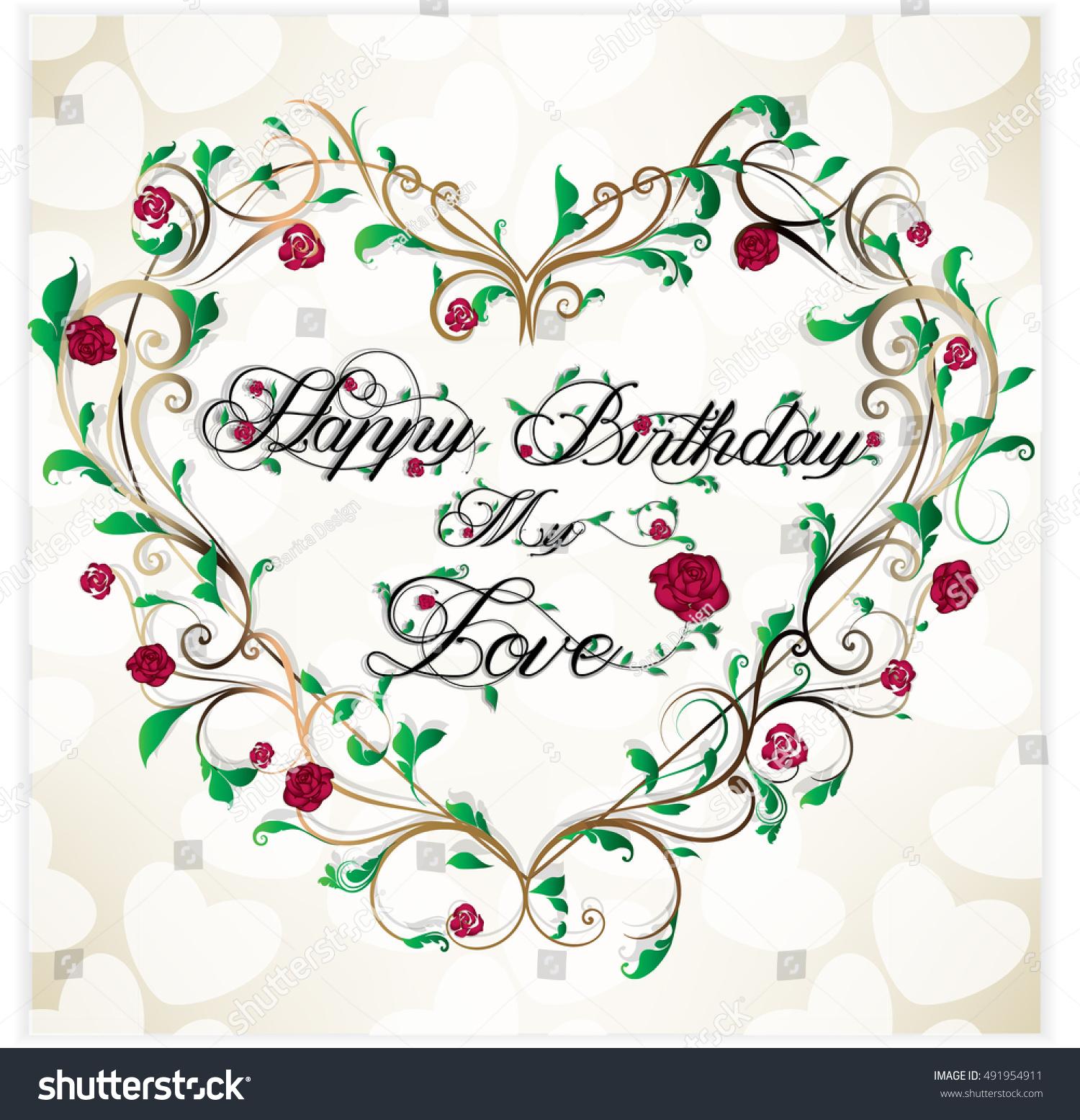 Happy Birthday Love Card Choice Image Free Birthday Cards