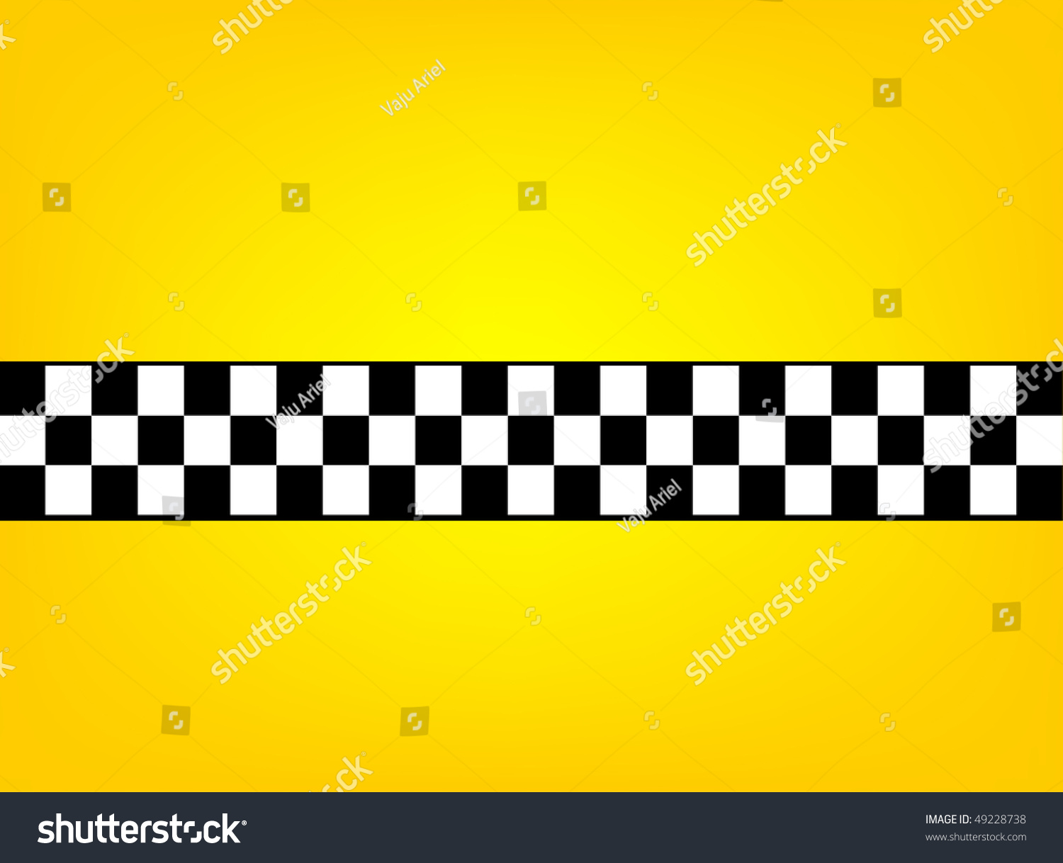 vector version taxi cab background with checkers flag  shutterstock