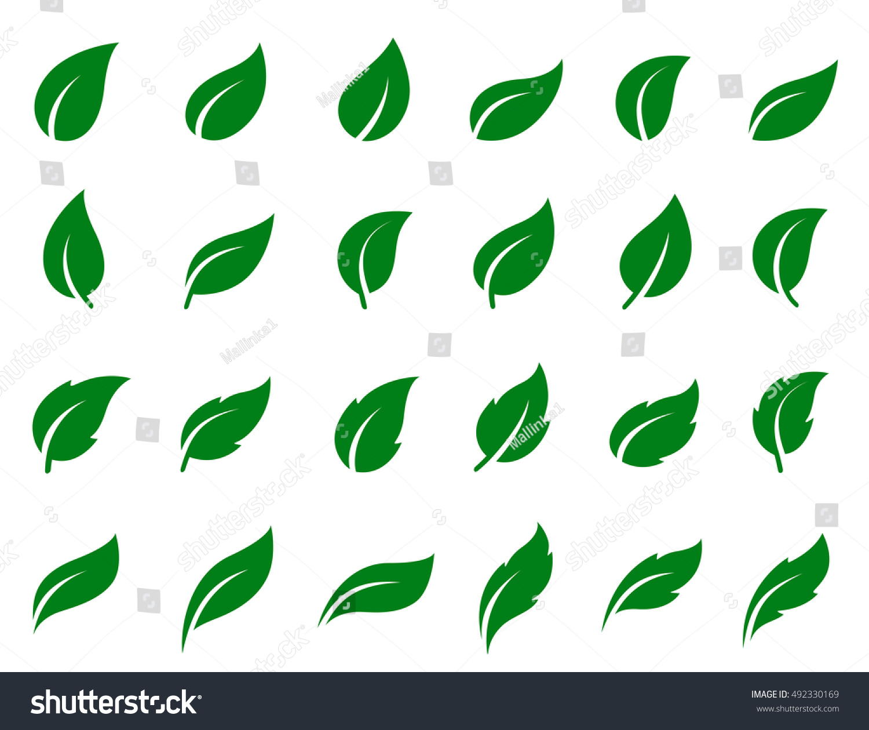 abstract natural green vector - photo #23