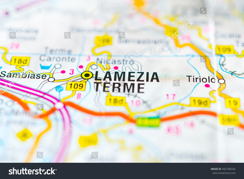 Lamezia Terme Italy Stock Photo 492708334 Shutterstock