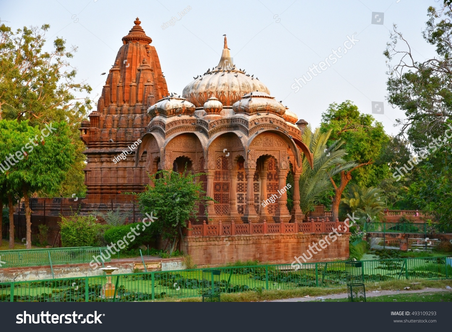 Vintage Ancient Rock Curved Temples Hindu Stock Photo (Edit Now ...