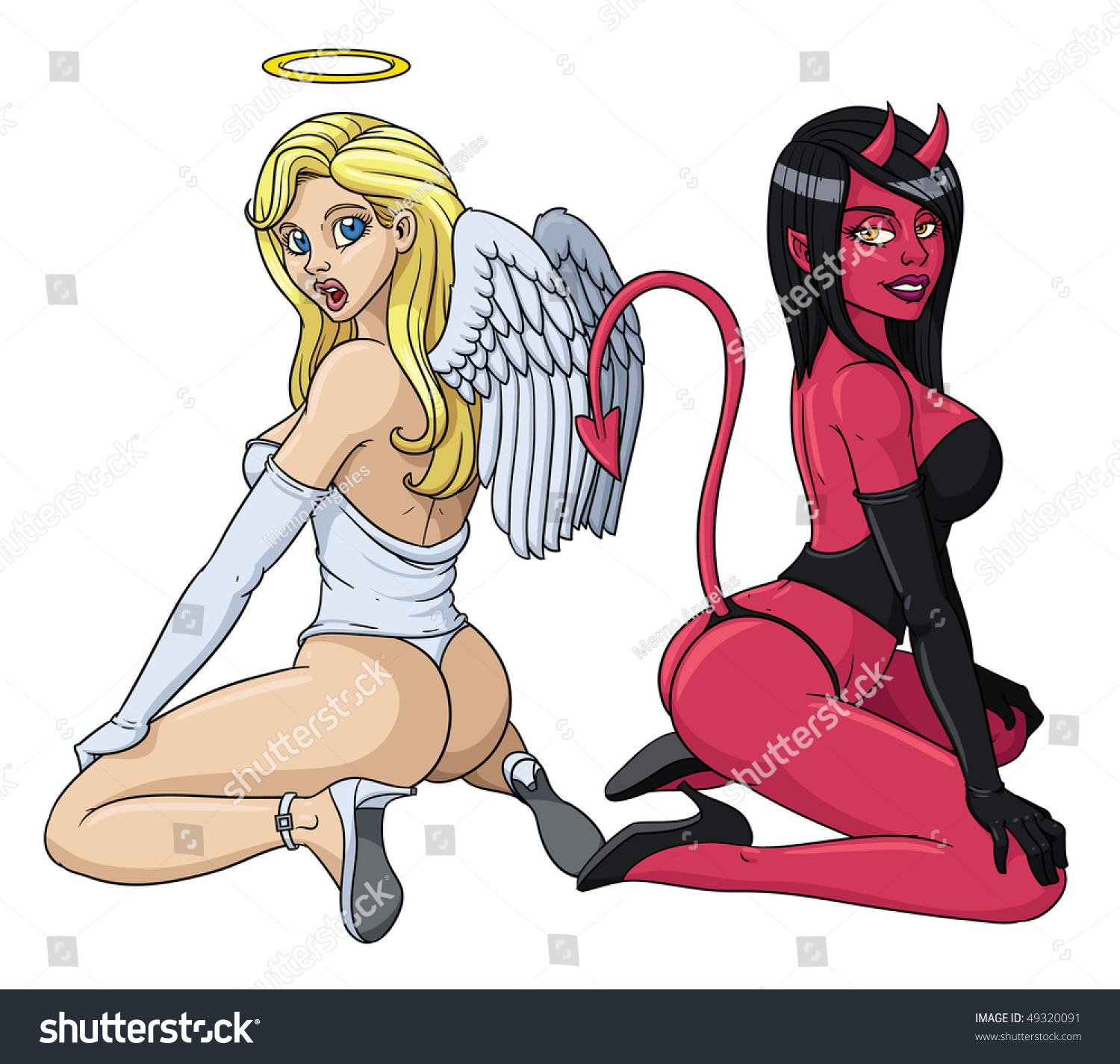 Cartoon angel naked image softcore pictures